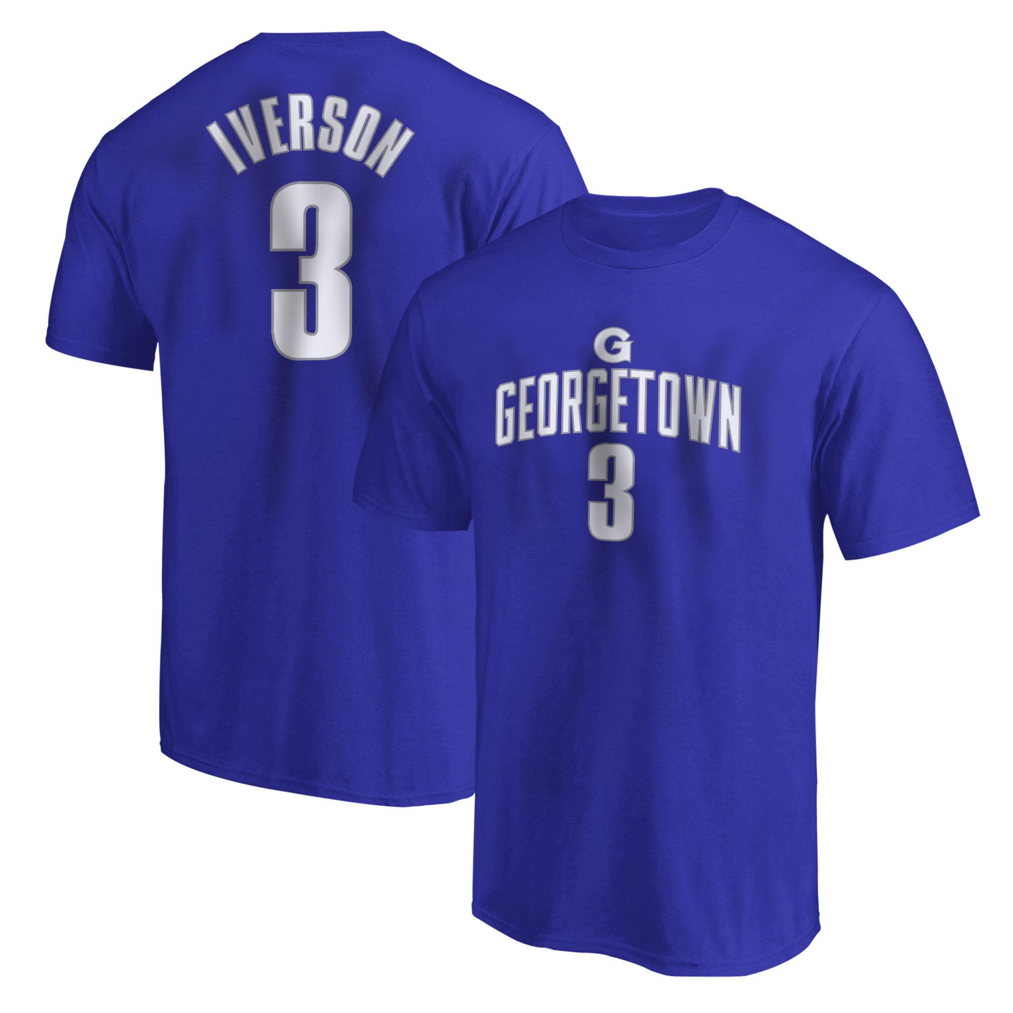 Allen Iverson Tshirt (TSH-BLU-480-PLYR-IVERSON)