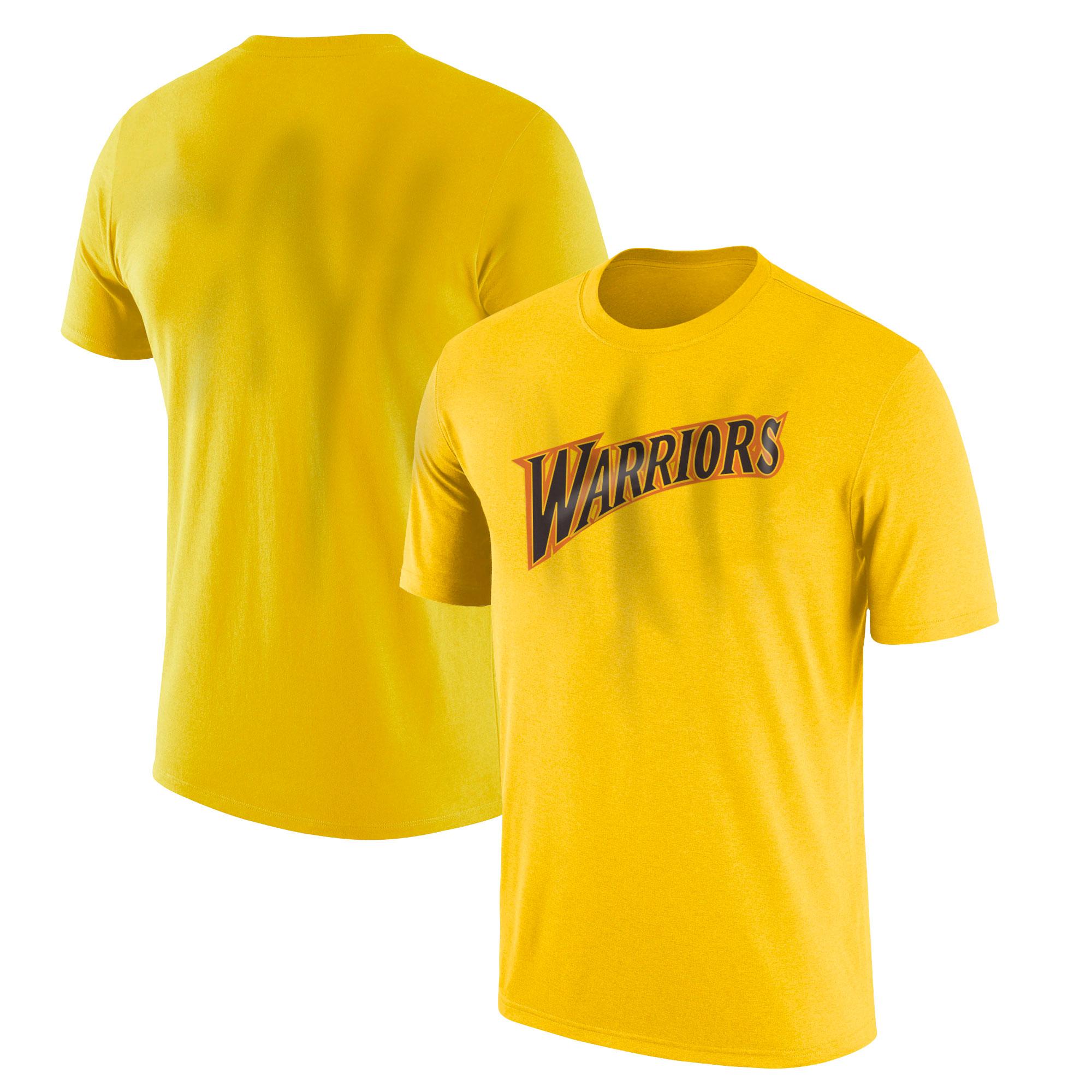 Golden State Warriors Tshirt (TSH-YLW-482-NBA-GSW)
