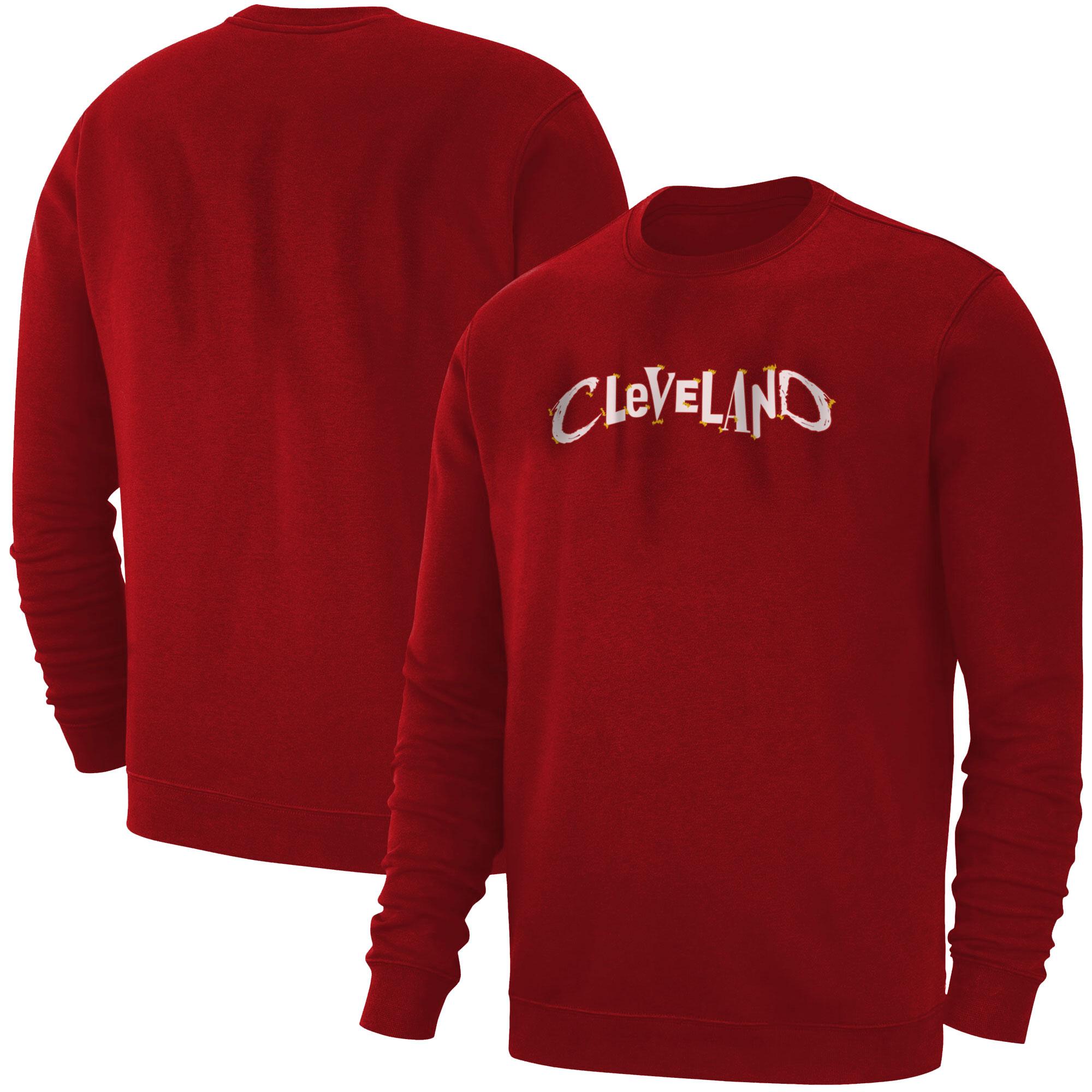 Cleveland City Edition Basic (BSC-BLC-485-NBA-CLEVELAND-CITY)