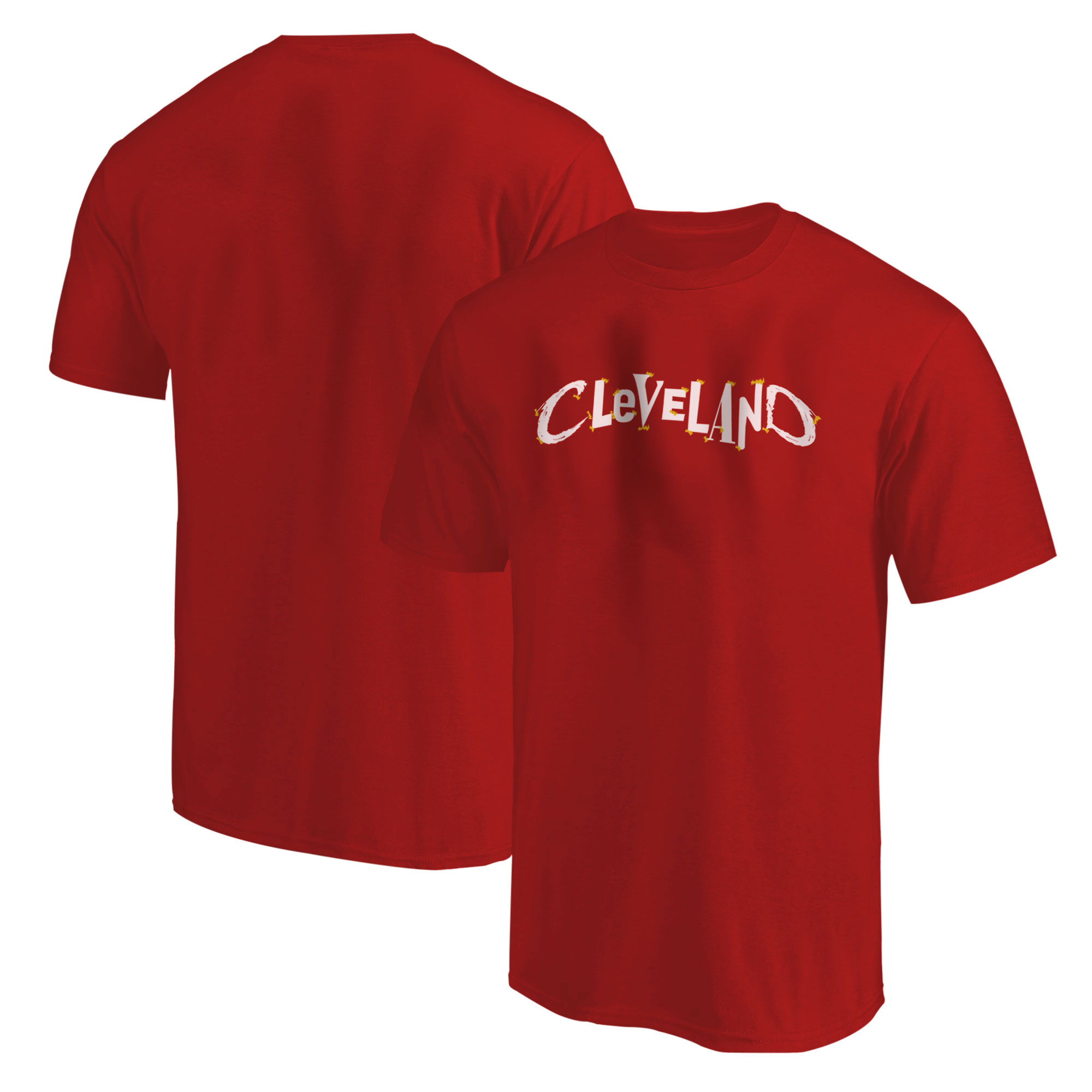 Cleveland City Edition Tshirt (TSH-RED-485-NBA-CLEVELAND-CITY)