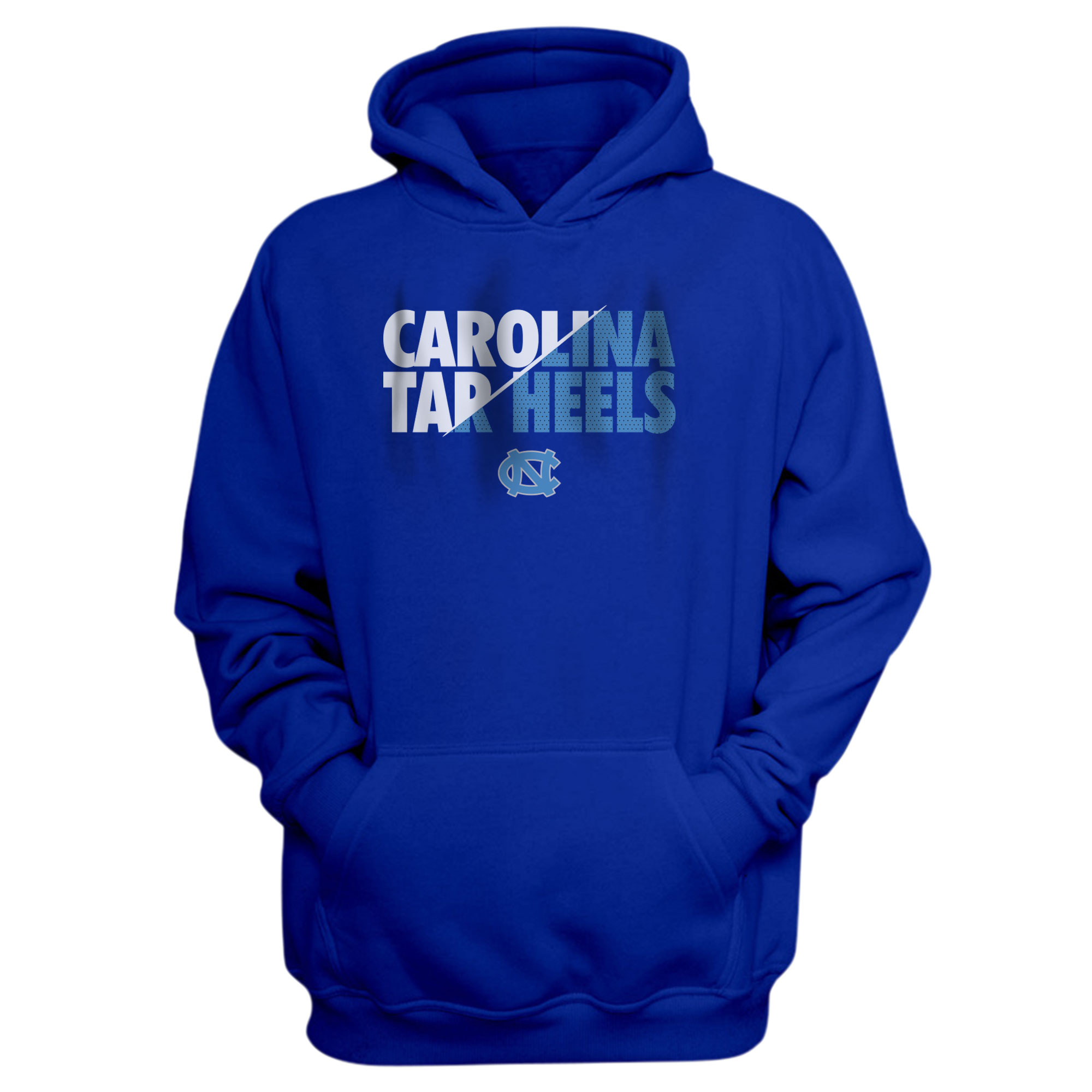 Carolina Tar Heels Hoodie  (HD-BLU-486-NCAA-CAROLINA-HEELS)