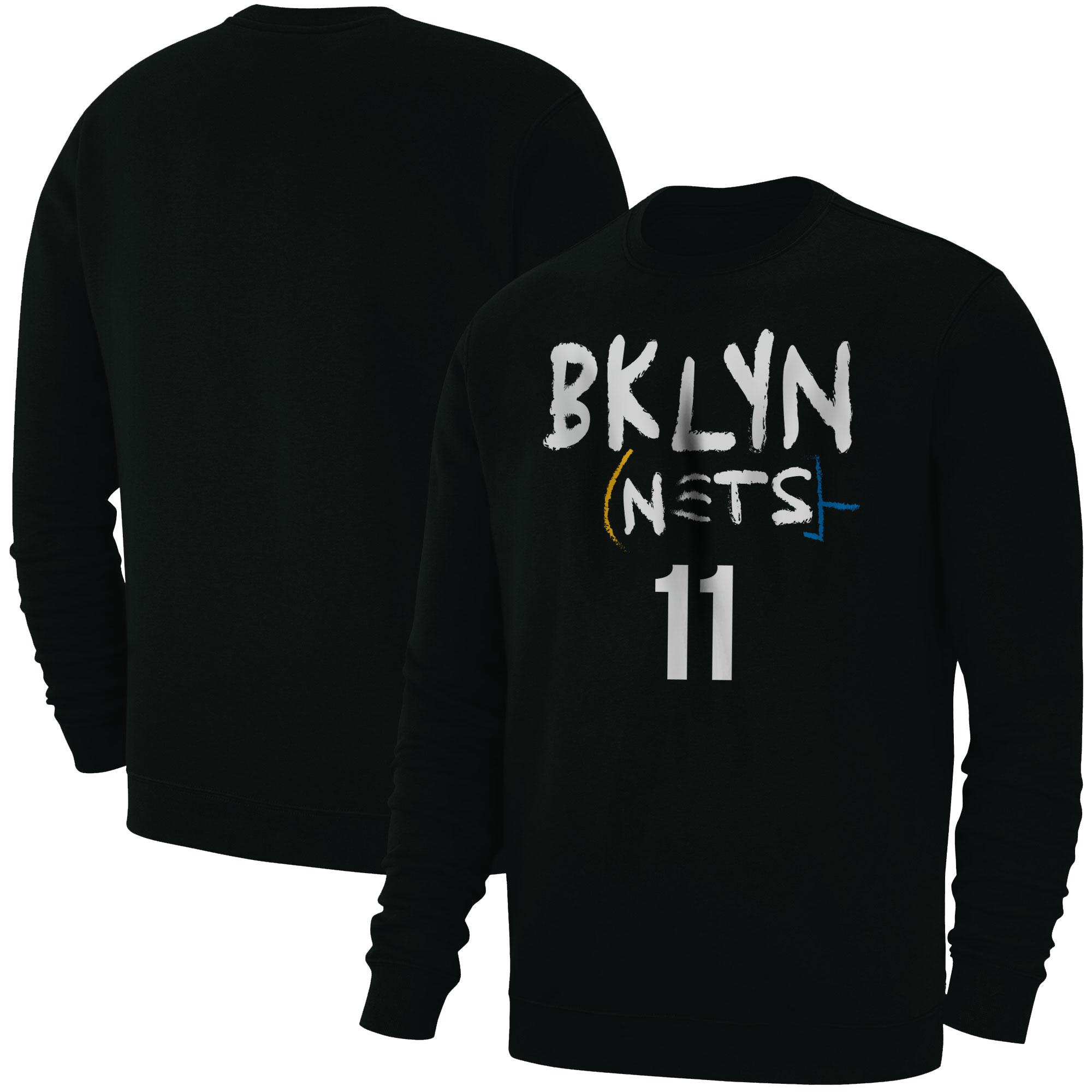 Brooklyn Nets Kyrie Irving Basic  (BSC-BLC-PLT-492-11)
