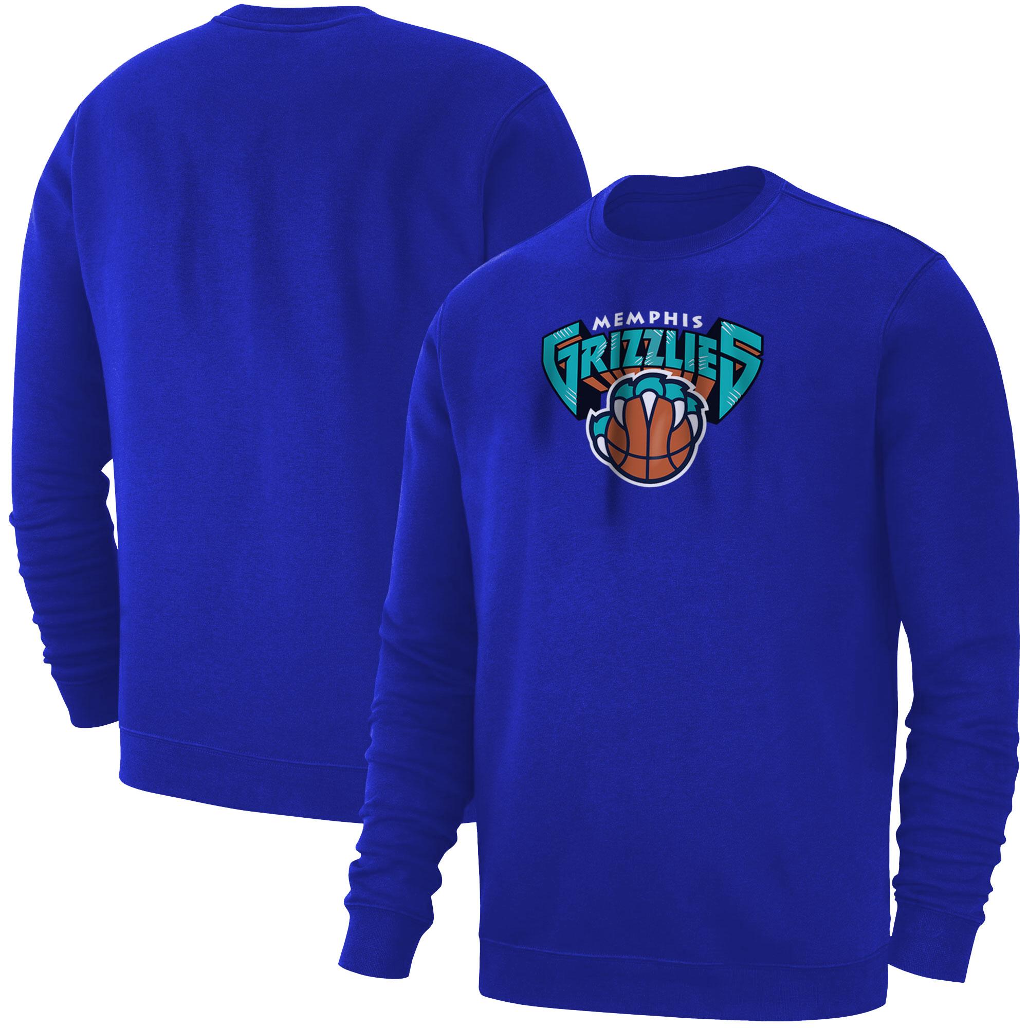 Memphis Grizzlies Basic (BSC-BLU-493-NBA-MEMPHIS-GRZ)