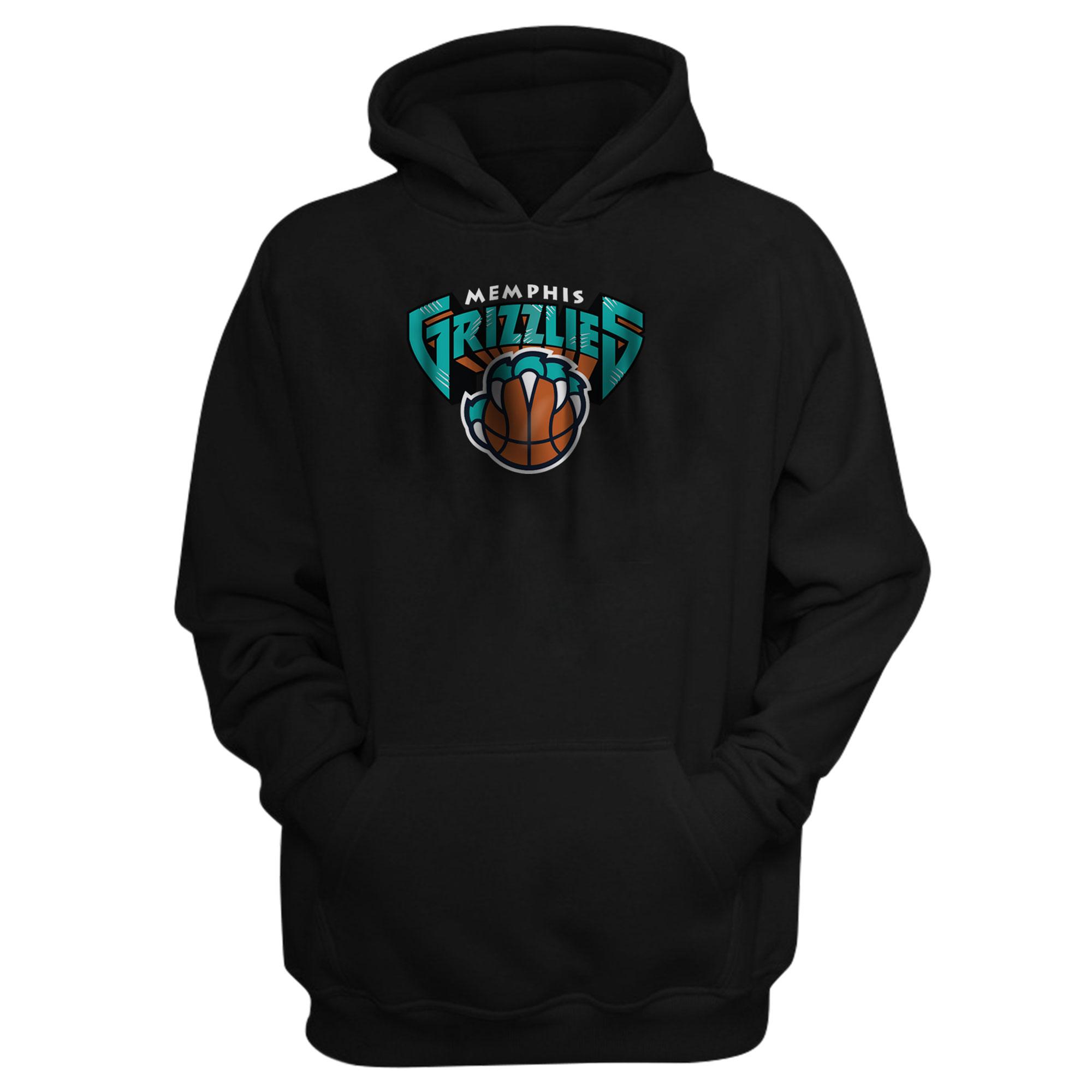 Memphis Grizzlies Hoodie (HD-BLU-493-NBA-MEMPHIS-GRZ)