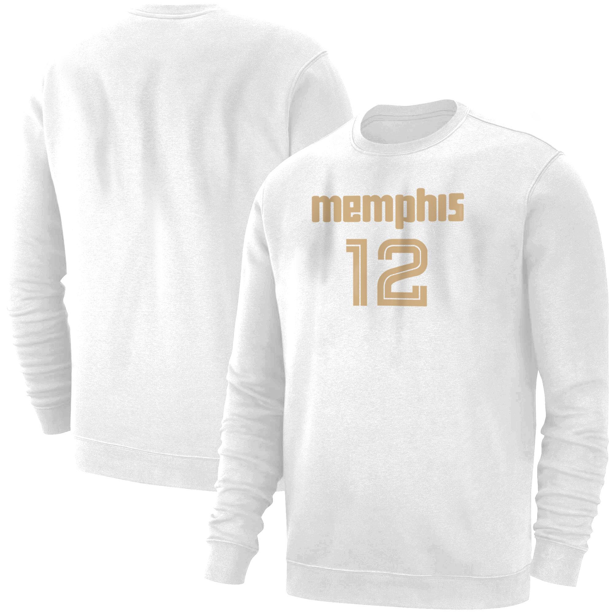 Memphis Grizzlies Ja Morant Basic (BSC-BLC-495-JA-MORANT12)