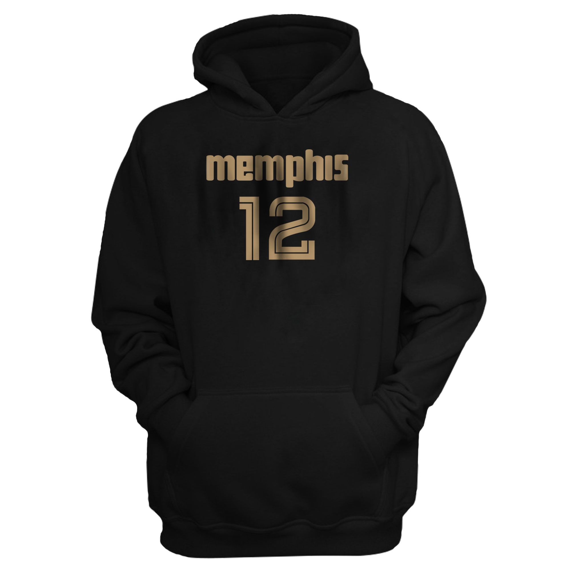 Memphis Grizzlies Ja Morant Hoodie (HD-WHT-495-JA-MORANT12)