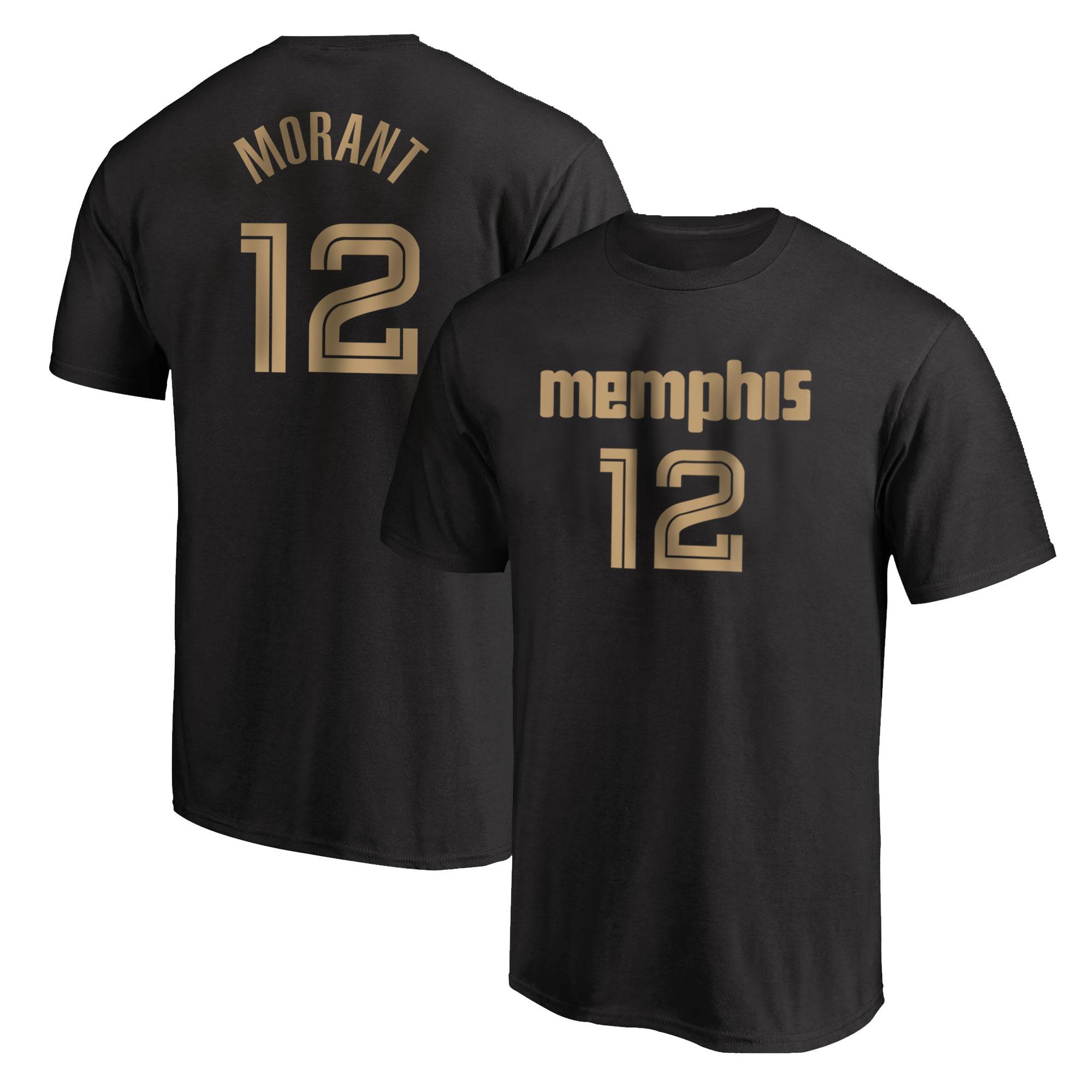 Ja Morant Tshirt (TSH-WHT-495-JA-MORANT12)