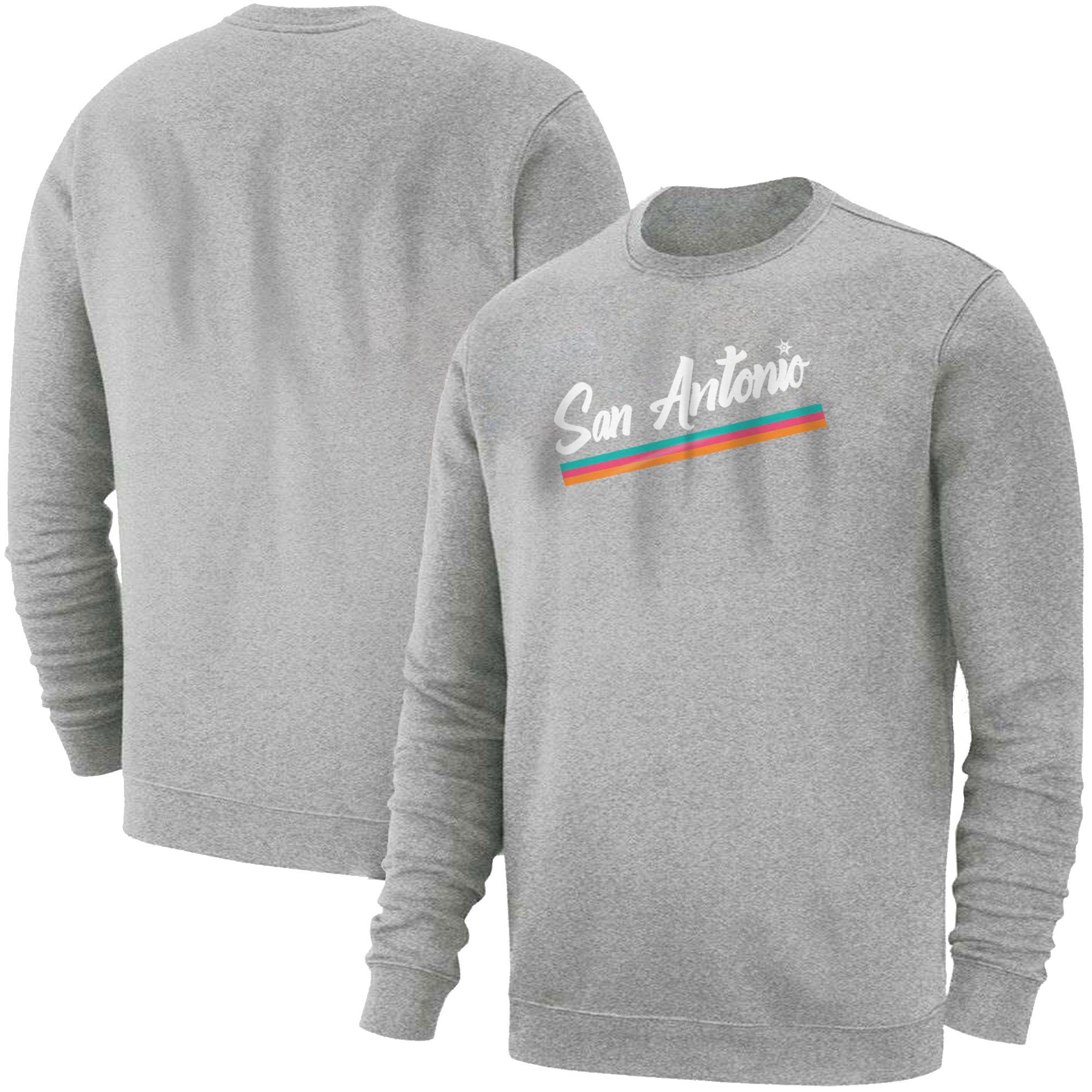 San Antonio Spurs Basic (BSC-GRY-496-NBA-SAS)