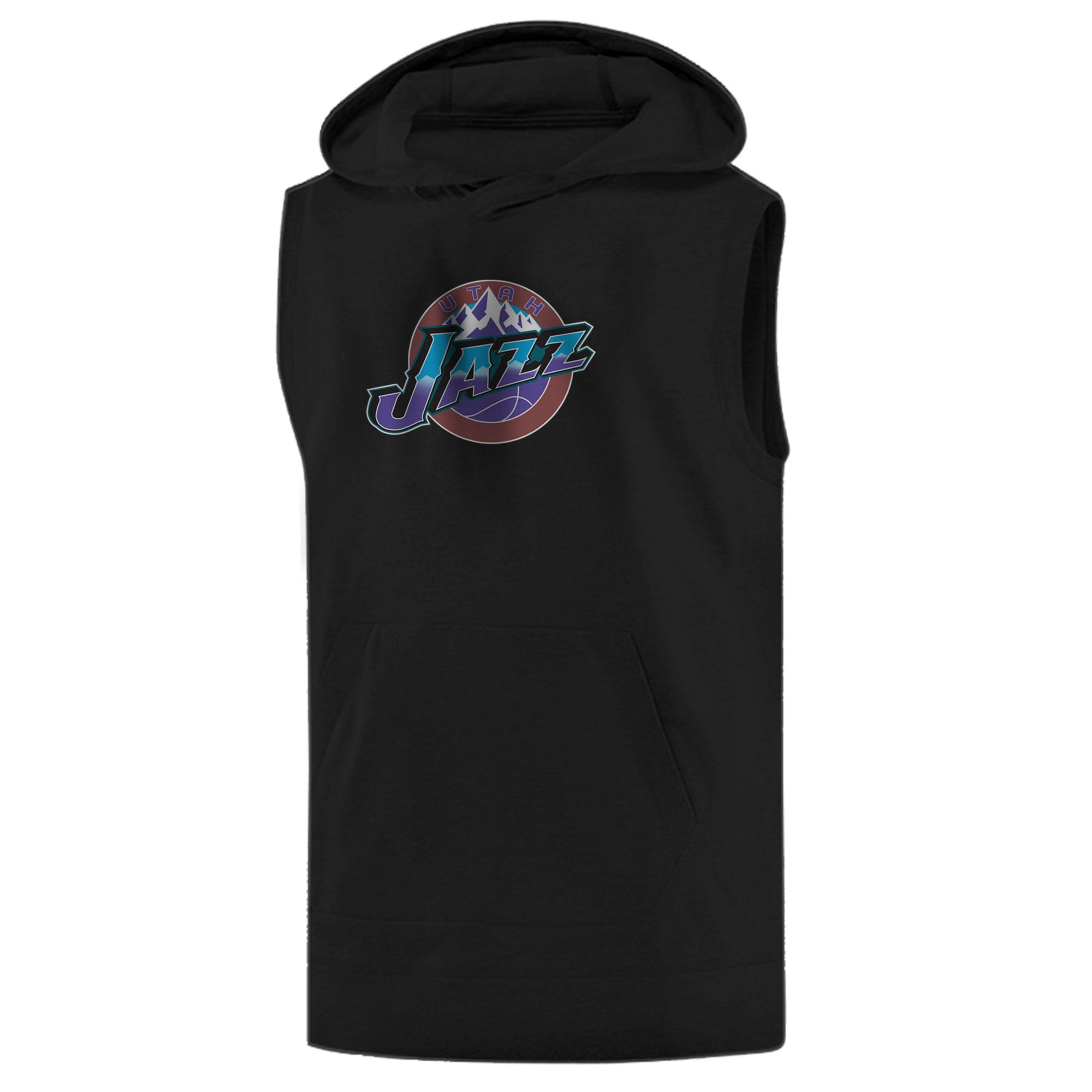 Utah Jazz Sleeveless (KLS-WHT-500-NBA-UTH)