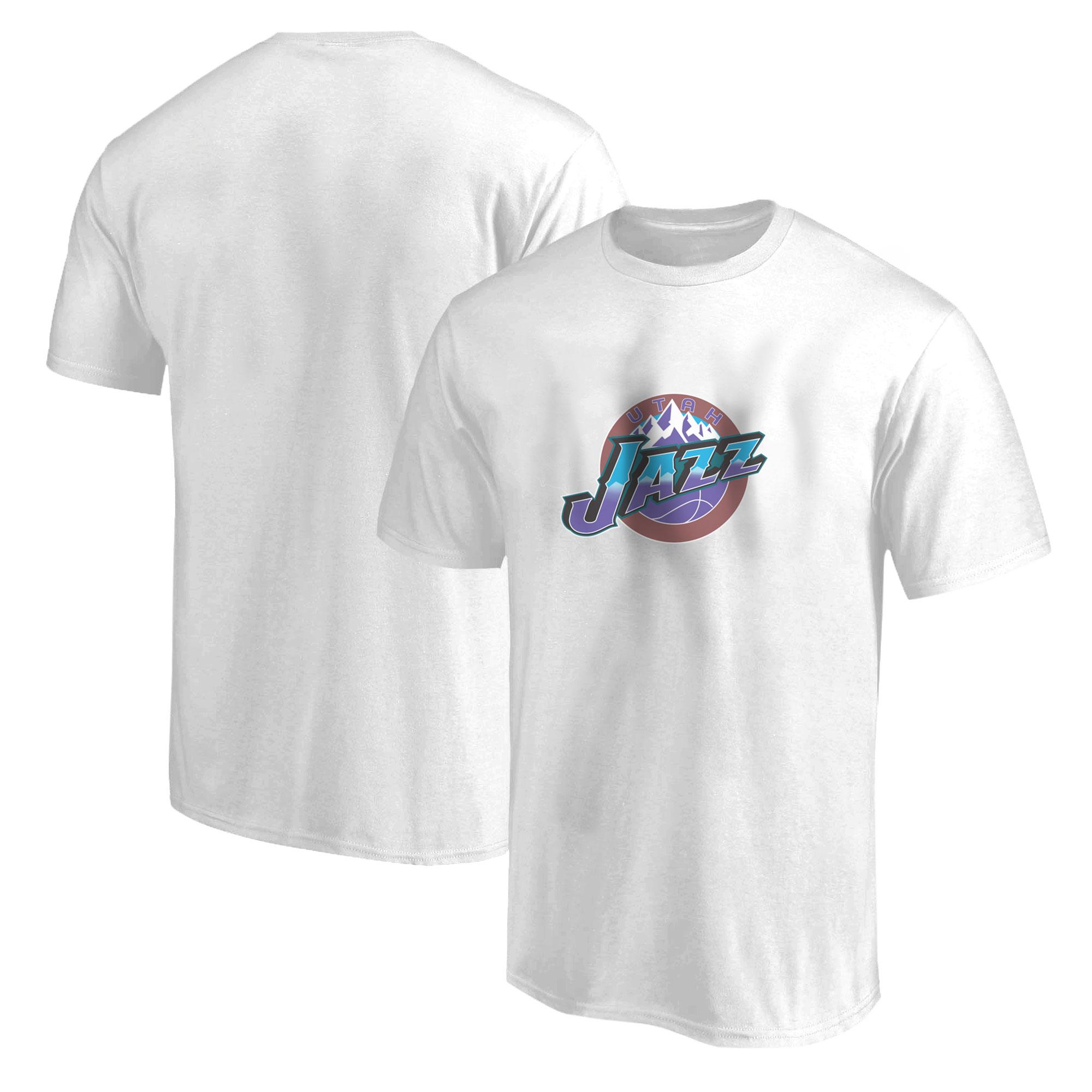 Utah Jazz  Tshirt (TSH-GRN-500-NBA-UTH)