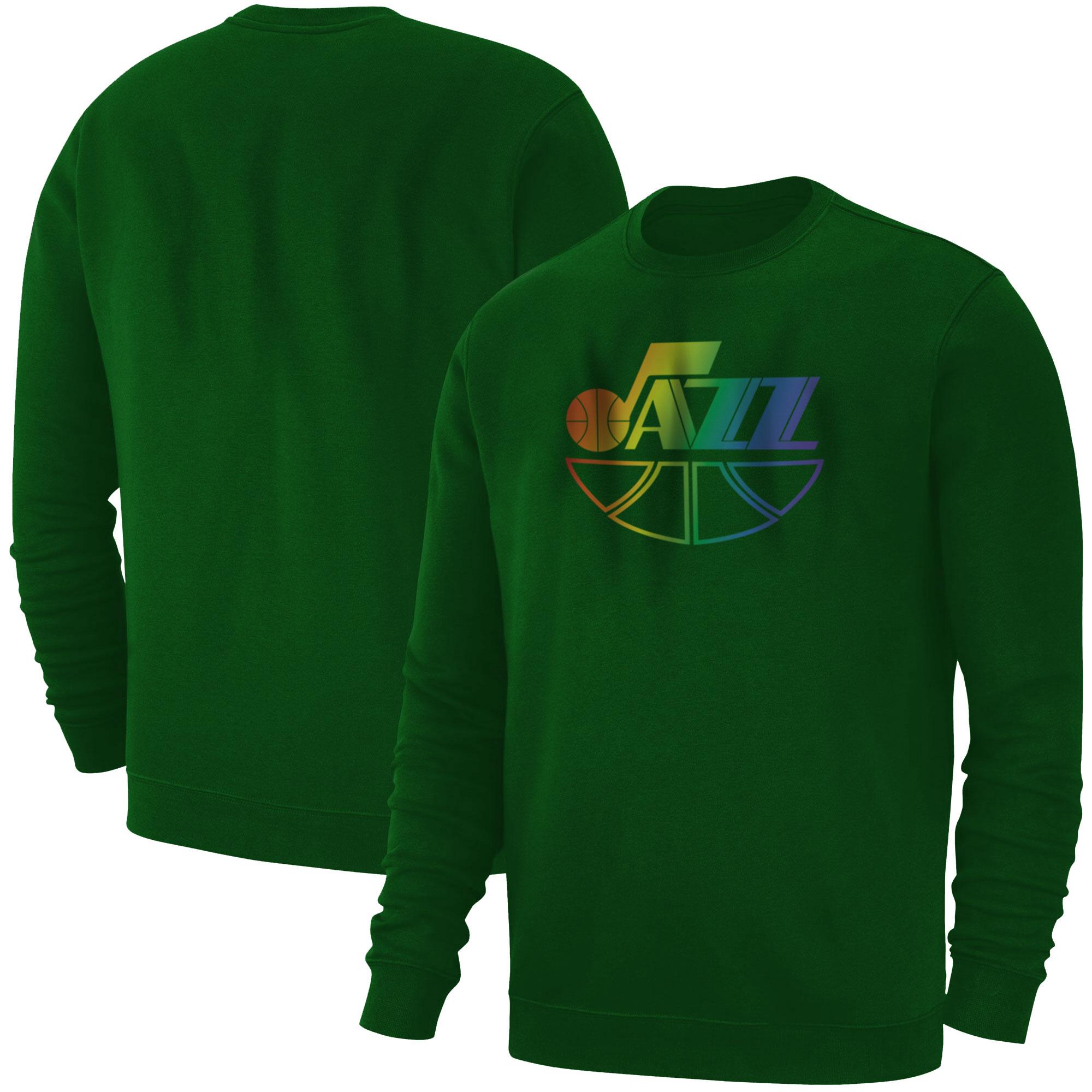 Utah Jazz Basic  (BSC-GRN-501-NBA-UTH)