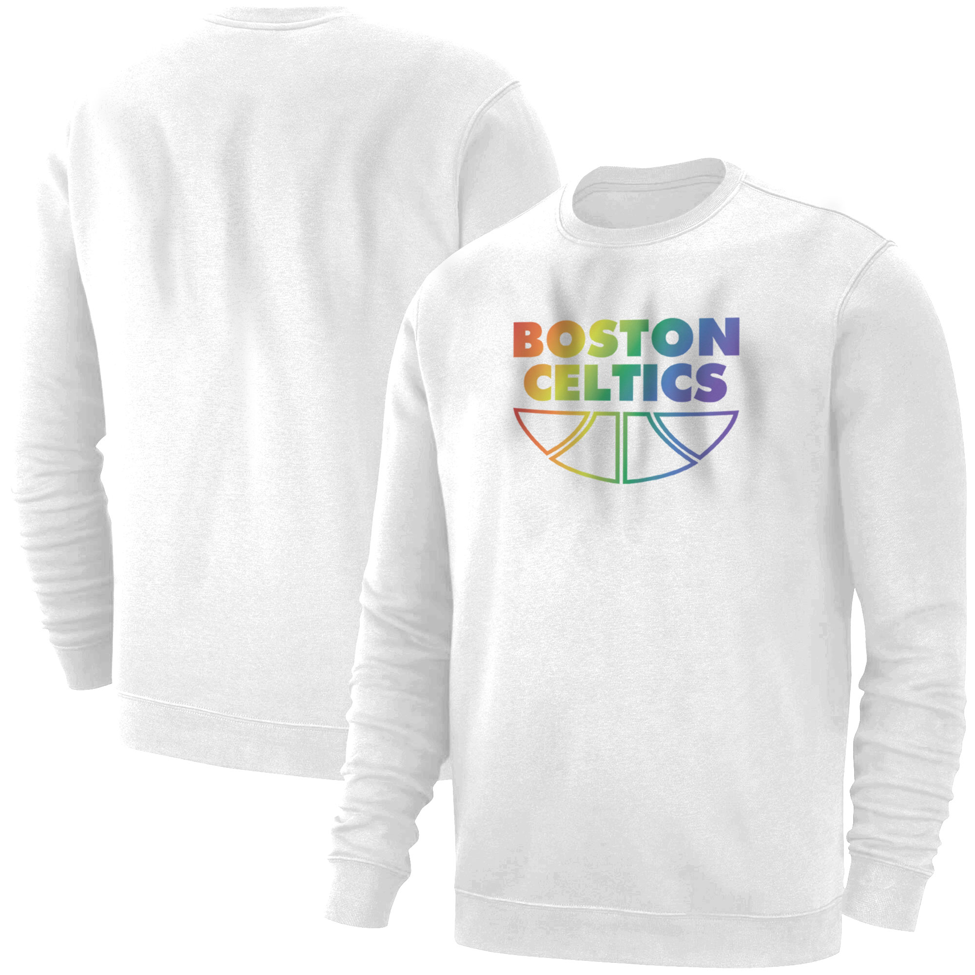 Boston Celtics Basic (BSC-WHT-503-NBA-MIL	)