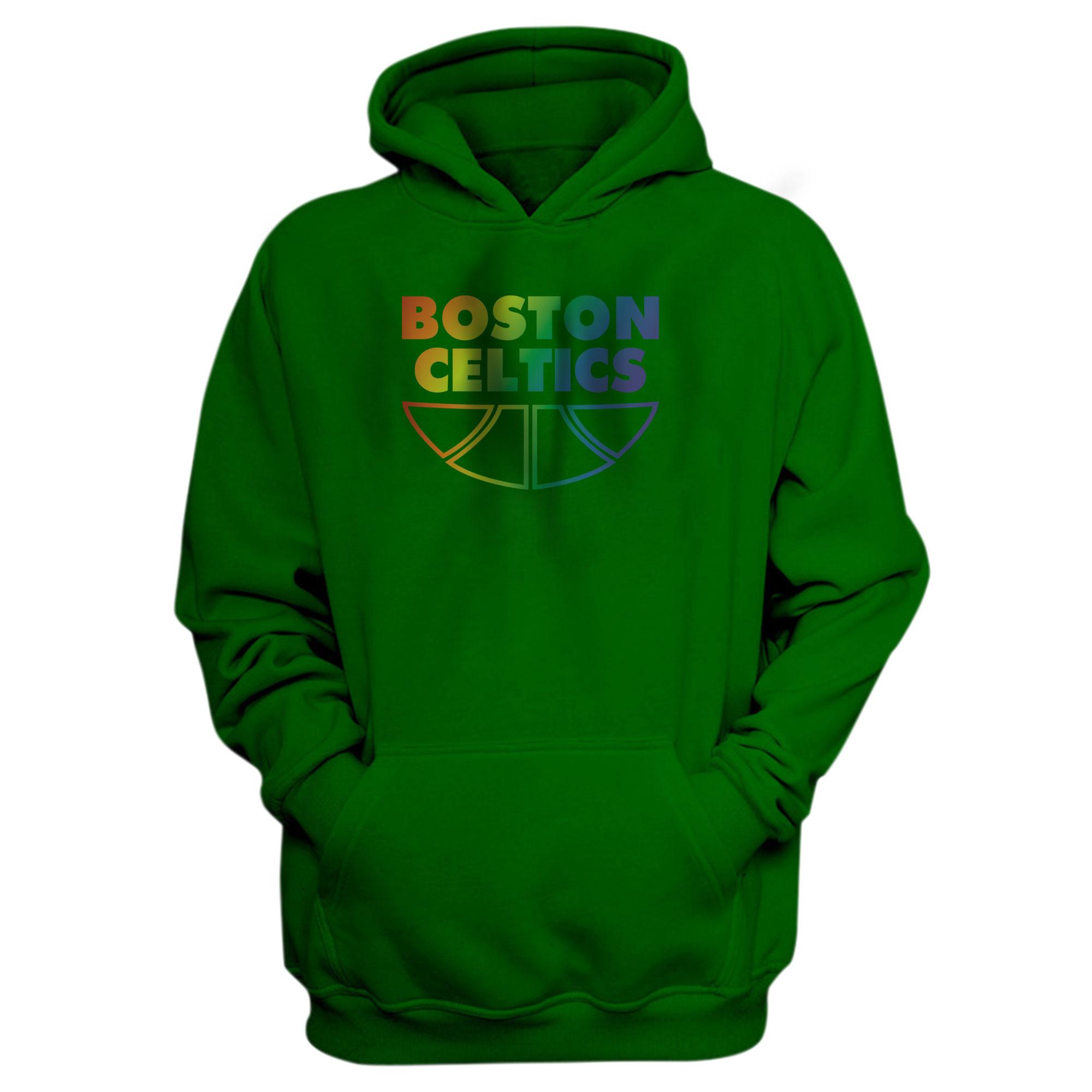 Boston Celtics Hoodie (HD-GRN-503-NBA-CEL)