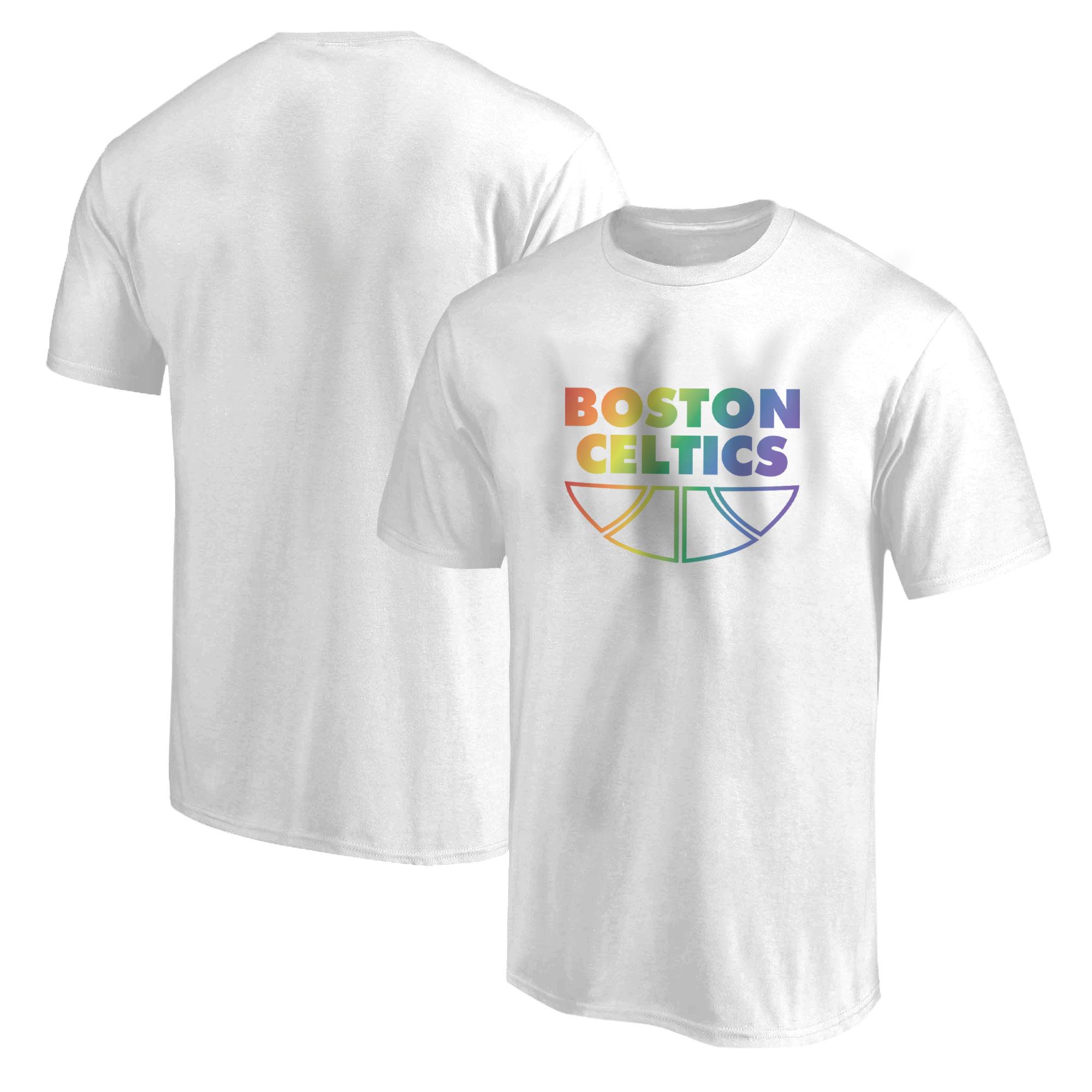 Boston Celtics Tshirt (TSH-WHT-503-NBA-CEL)