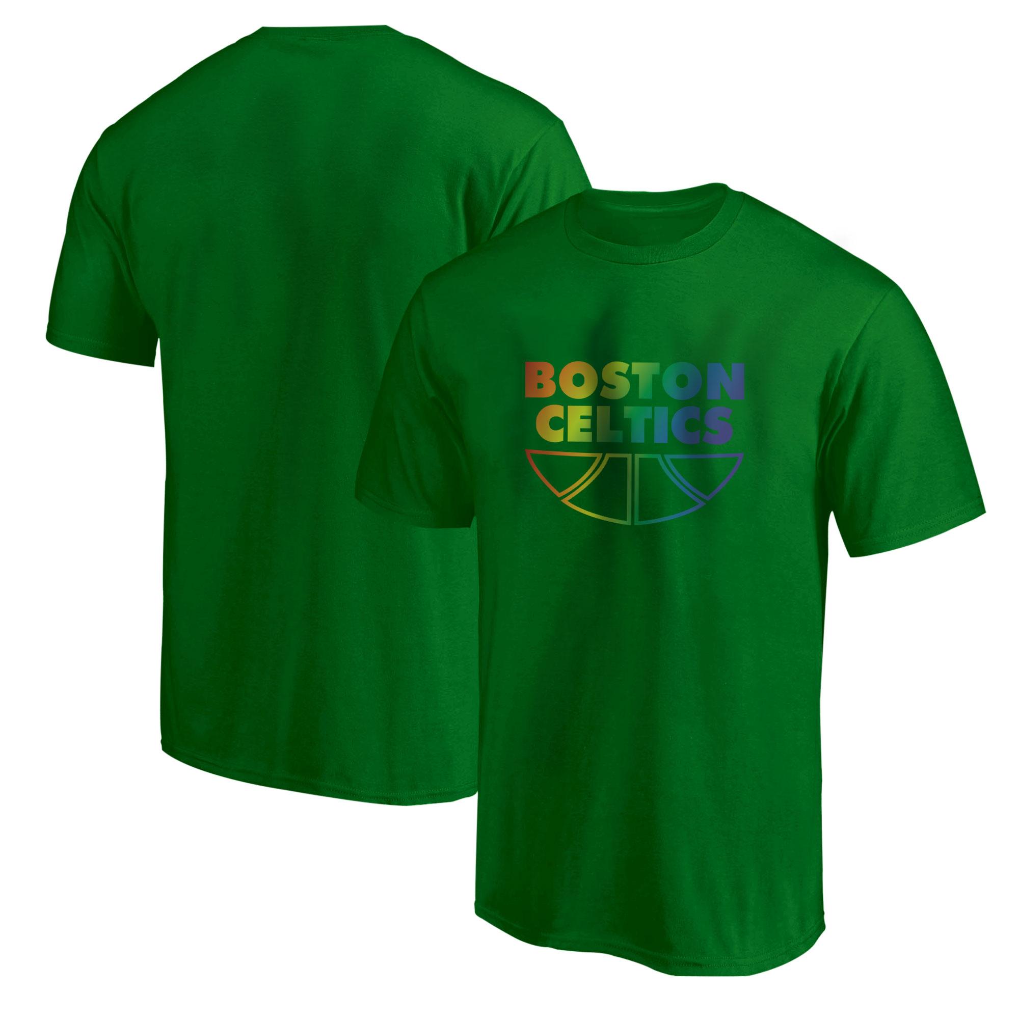Boston Celtics Tshirt (TSH-GRN-503-NBA-MIL)