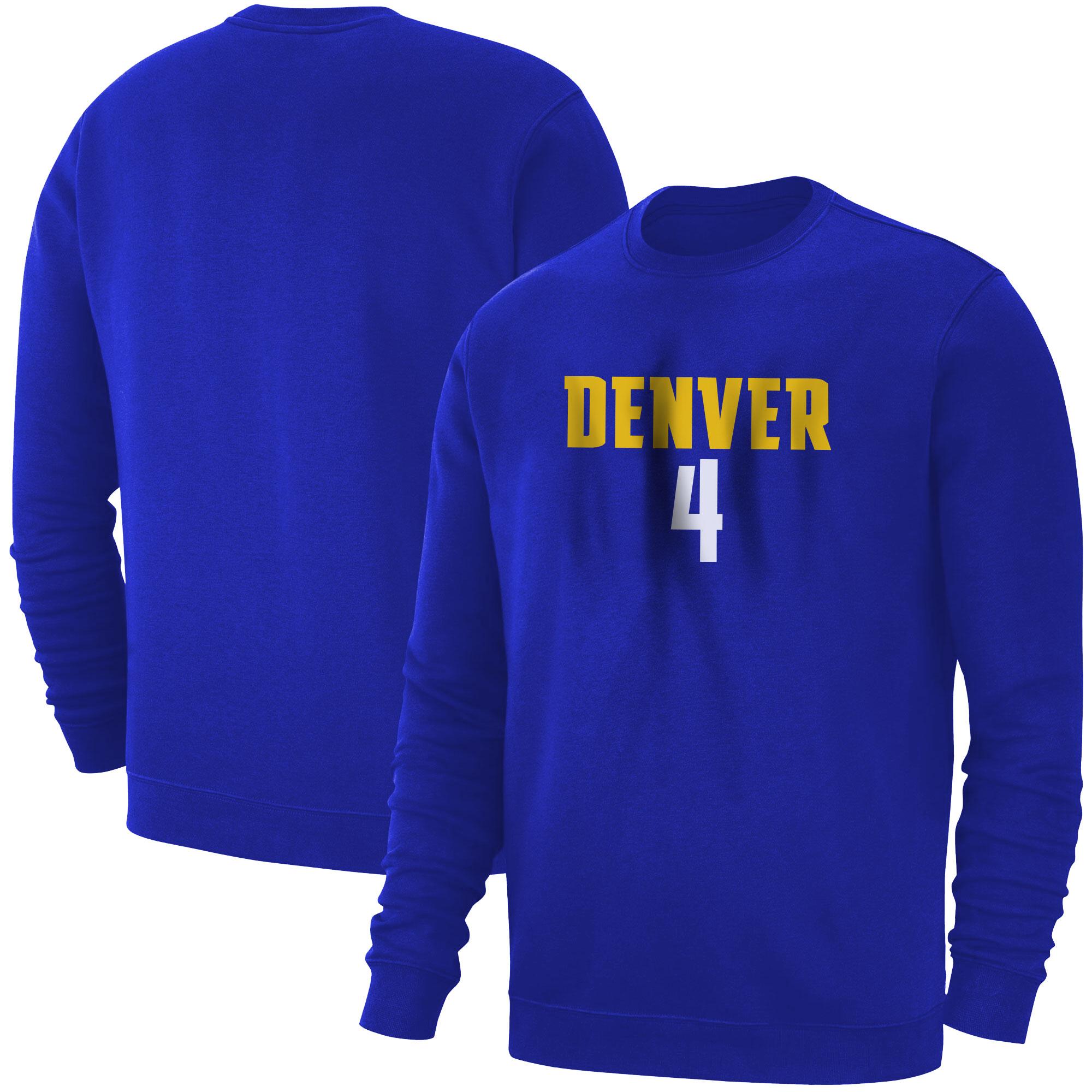 Denver Nuggets Paul Millsap Basic (BSC-BLC-NP-505-4)