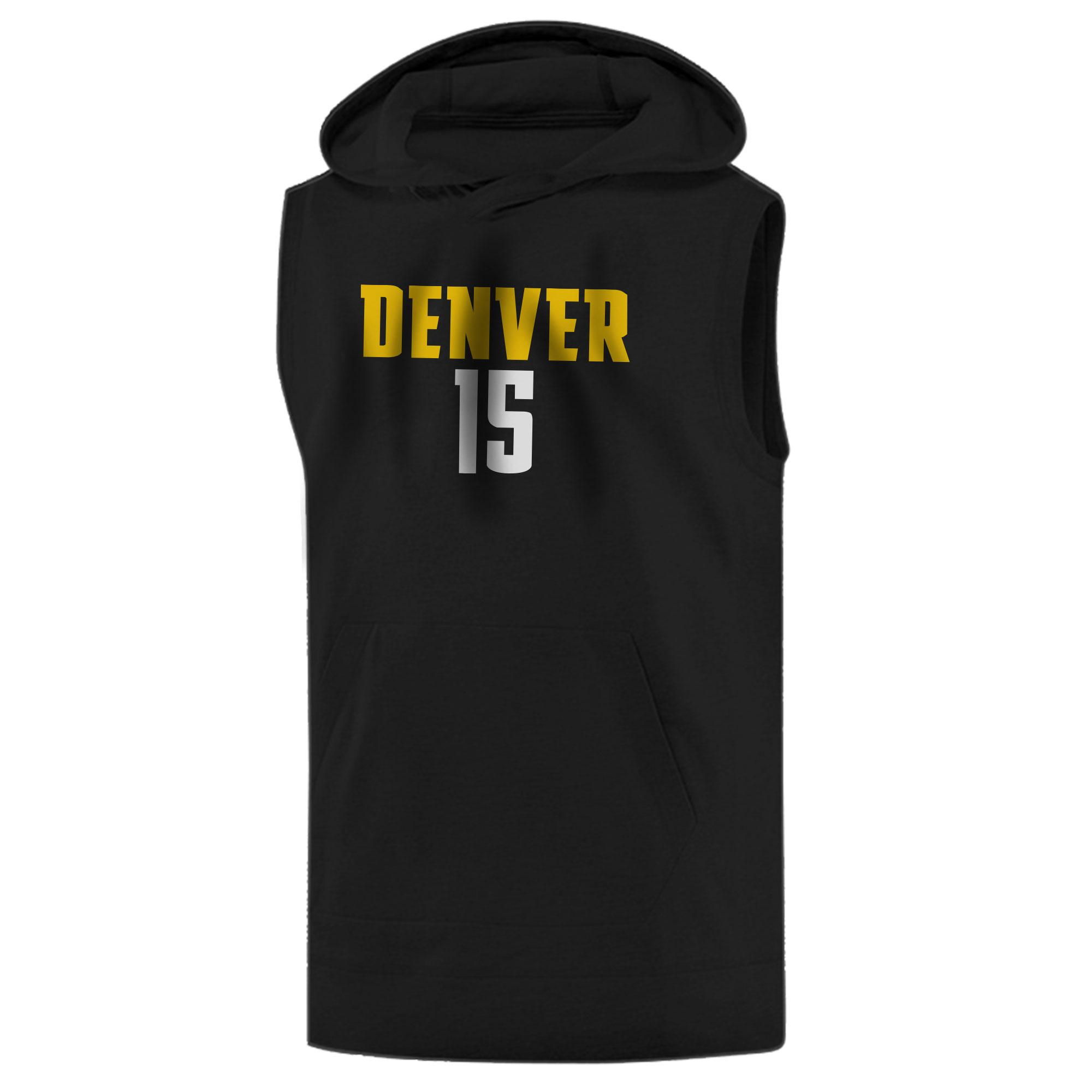 Denver Nuggets Nikola Jokić Sleeveless (KLS-BLC-NP-505-15)