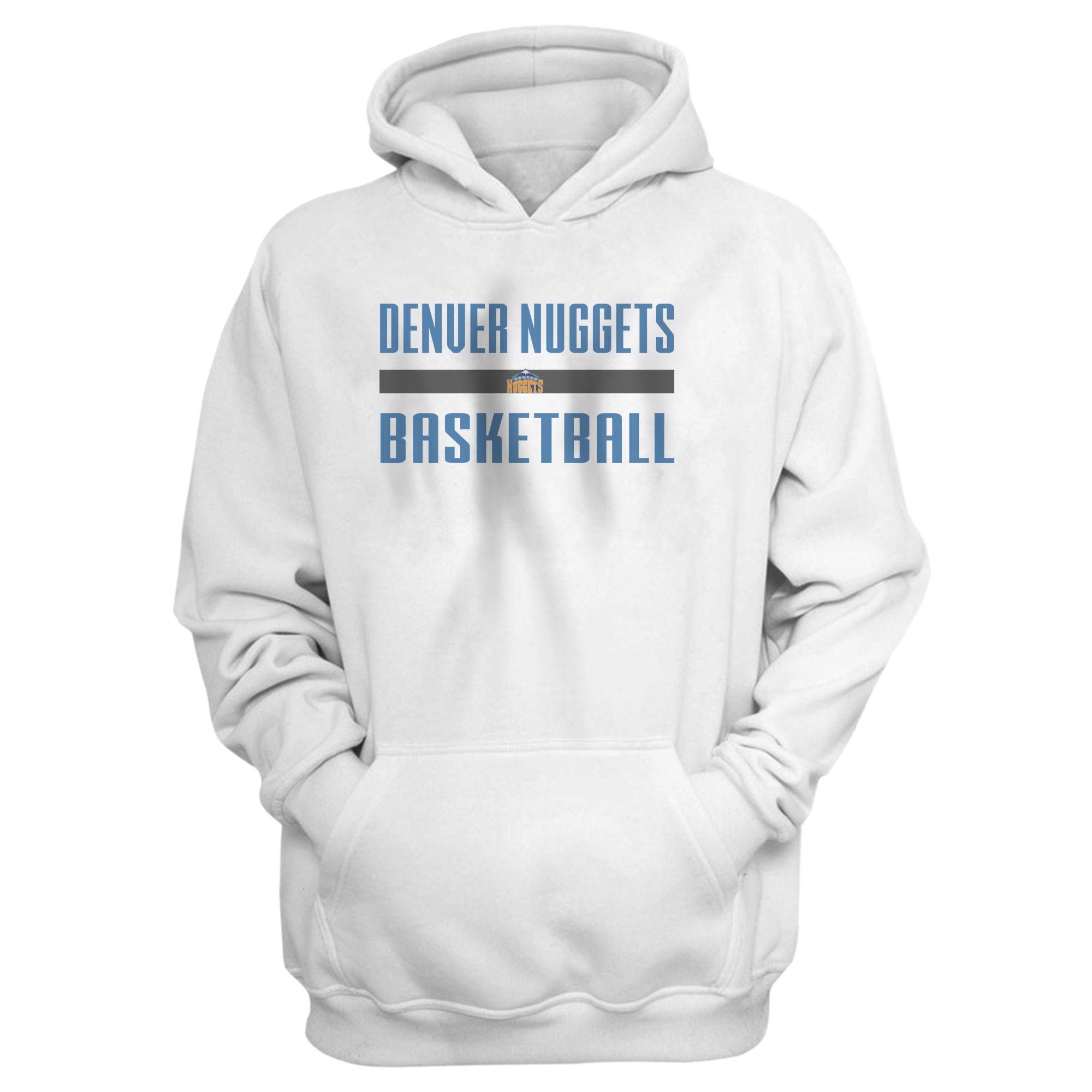 Denver Basketball Hoodie (HD-BLC-NP-nuggets.bsktbll-509)