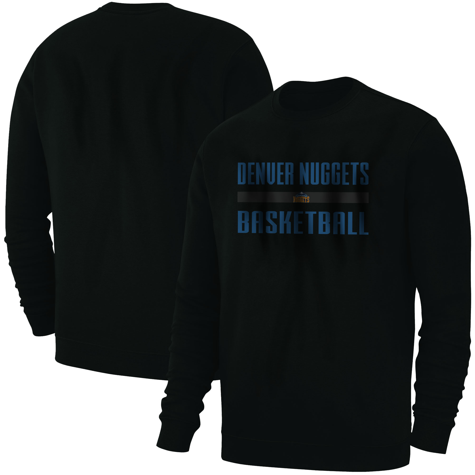 Denver Basketball Basic (BSC-BLC-NP-nuggets.bsktbll-509)