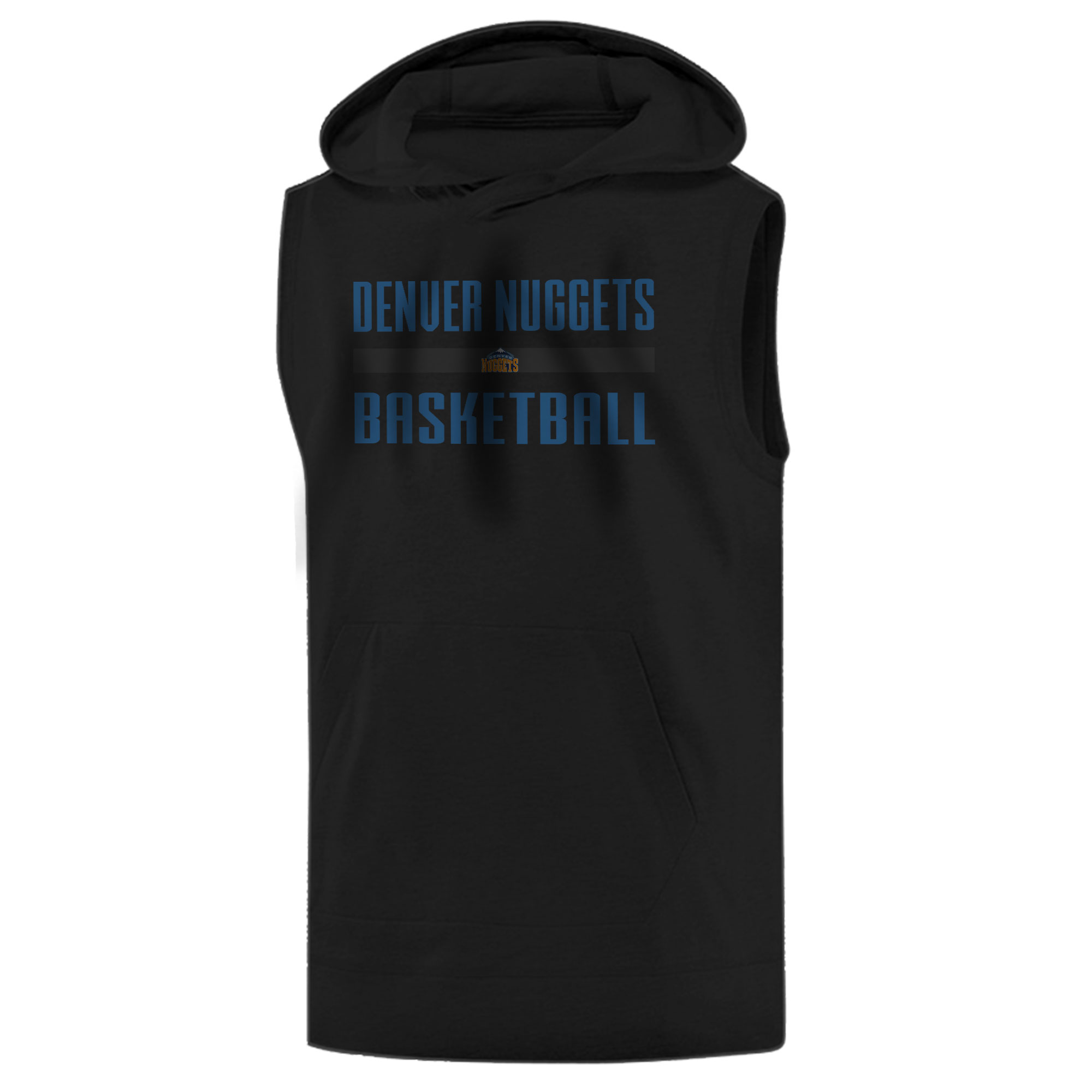 Denver Basketball Sleeveless (KLS-BLC-NP-nuggets.bsktbll-509)
