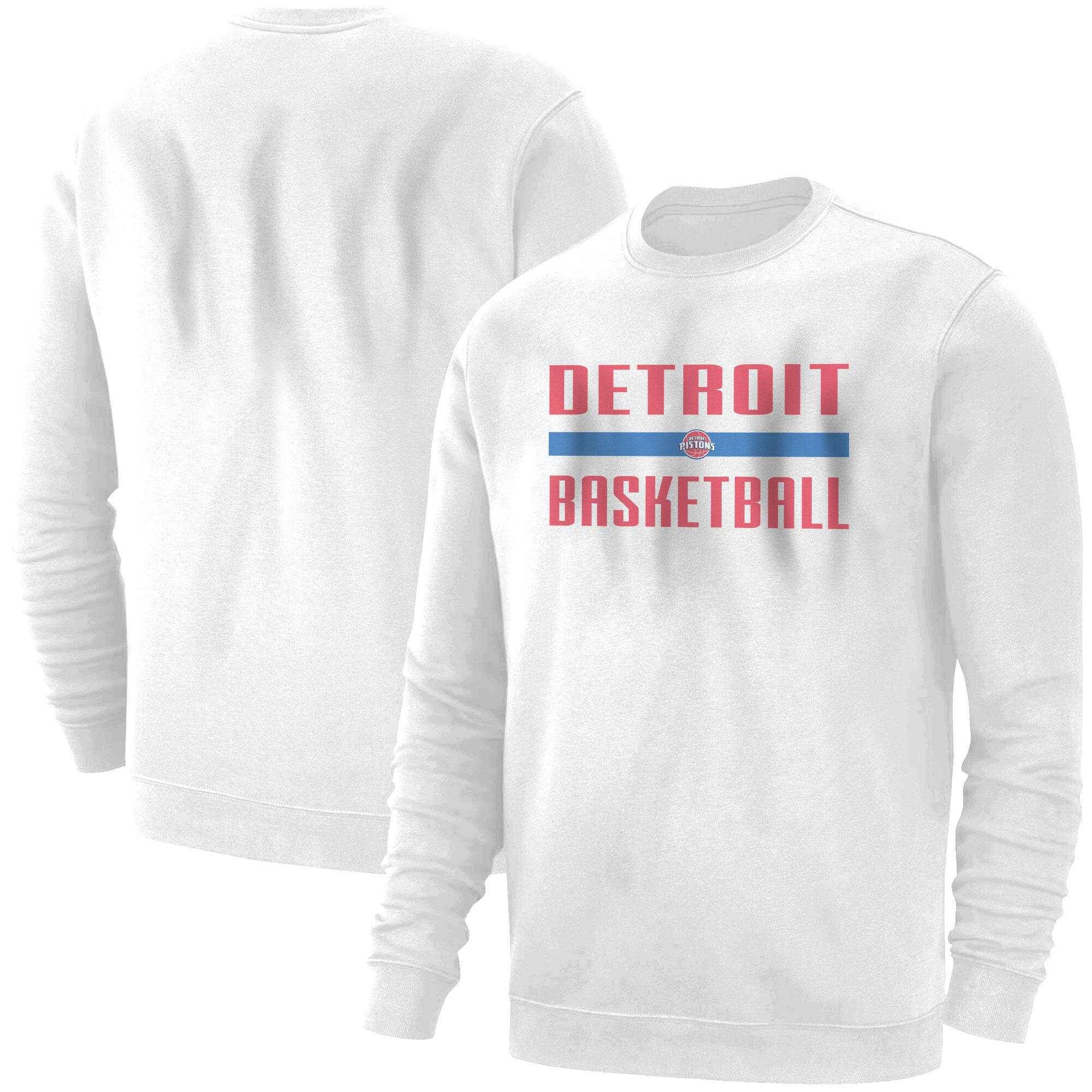 Detroit Basketball Basic (BSC-WHT-NP-detroit-bsktbll-510)