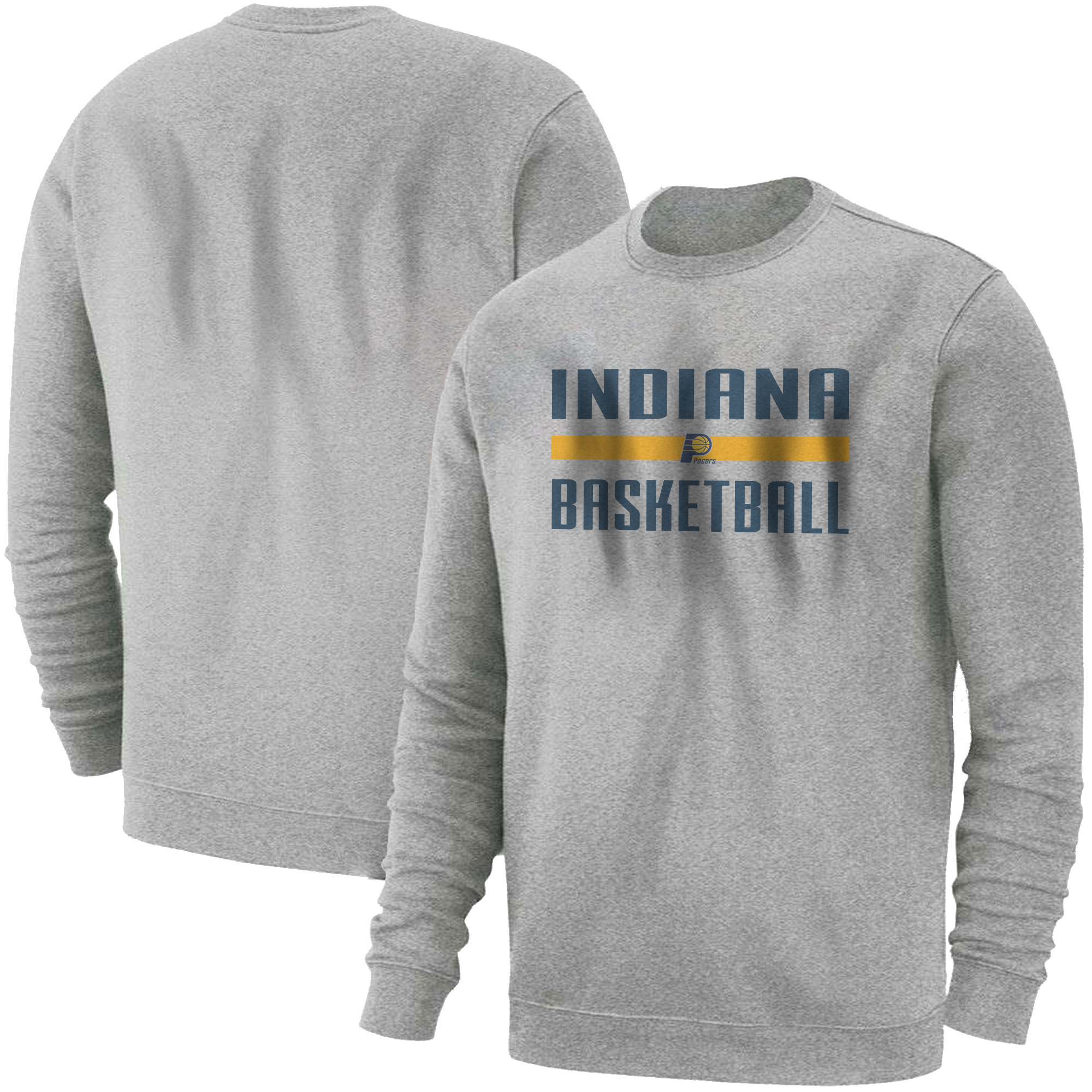 Indiana Basketball Basic (BSC-GRY-NP-indiana-bsktbll-516)