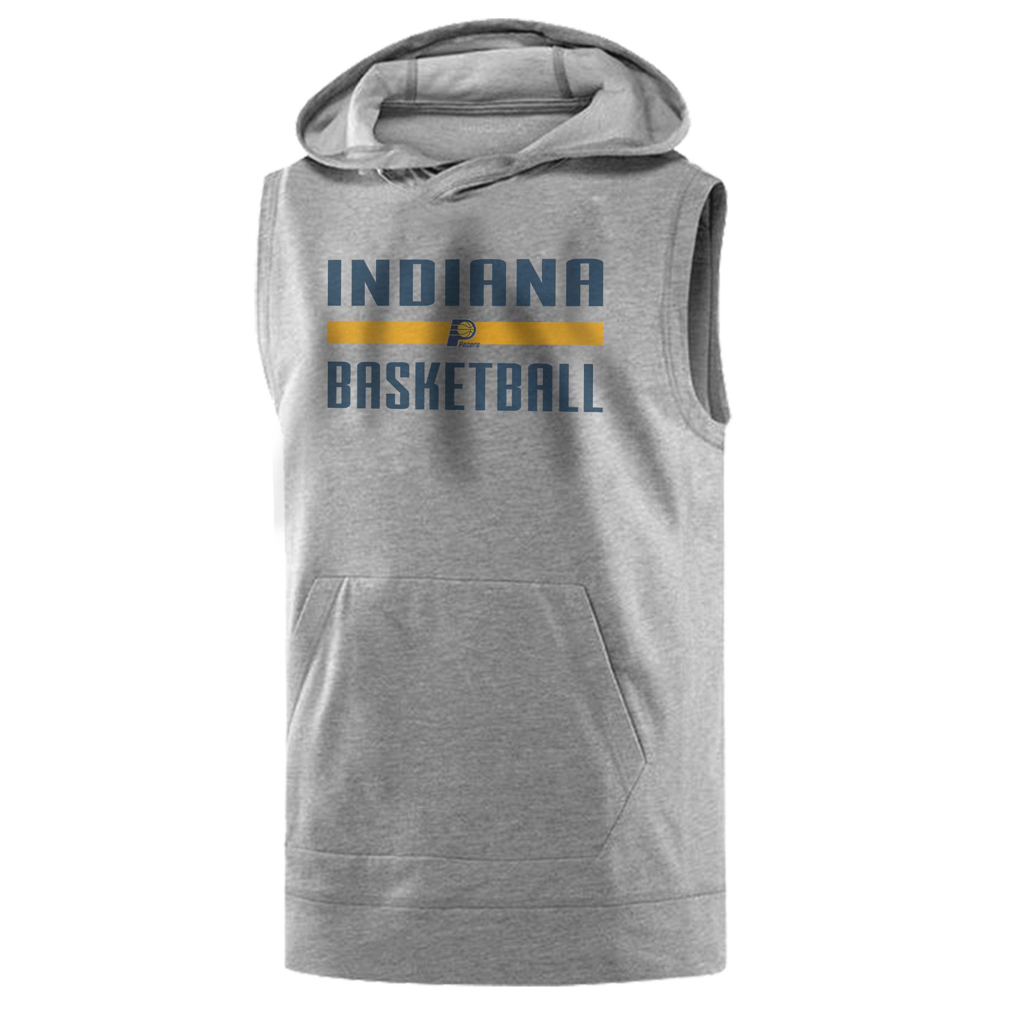 Indiana Basketball Sleeveless (KLS-GRY-NP-indiana-bsktbll-516)