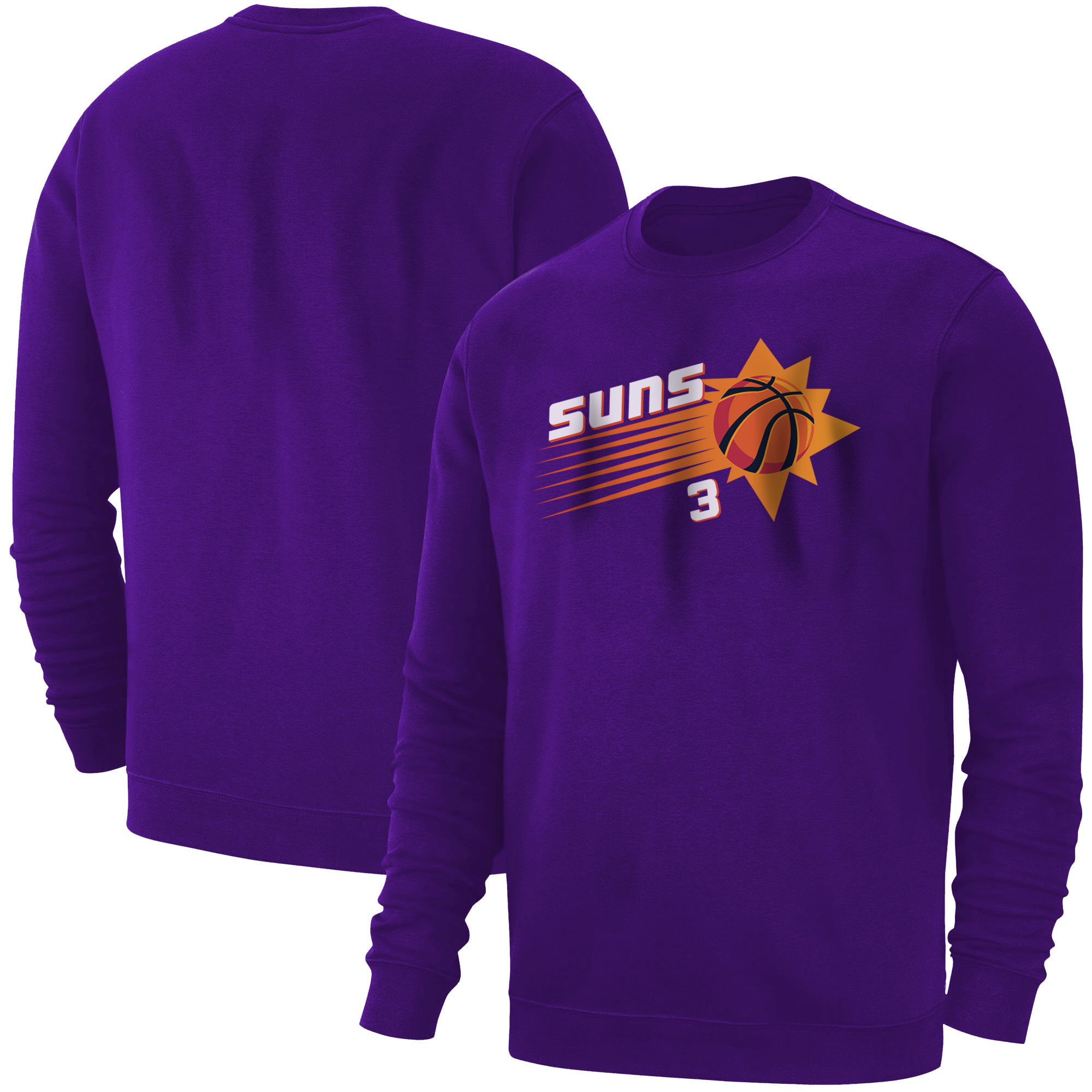 Phoenix Suns Phoneix Suns Chris Paul Basic (BSC-BLC-NP-523-3)
