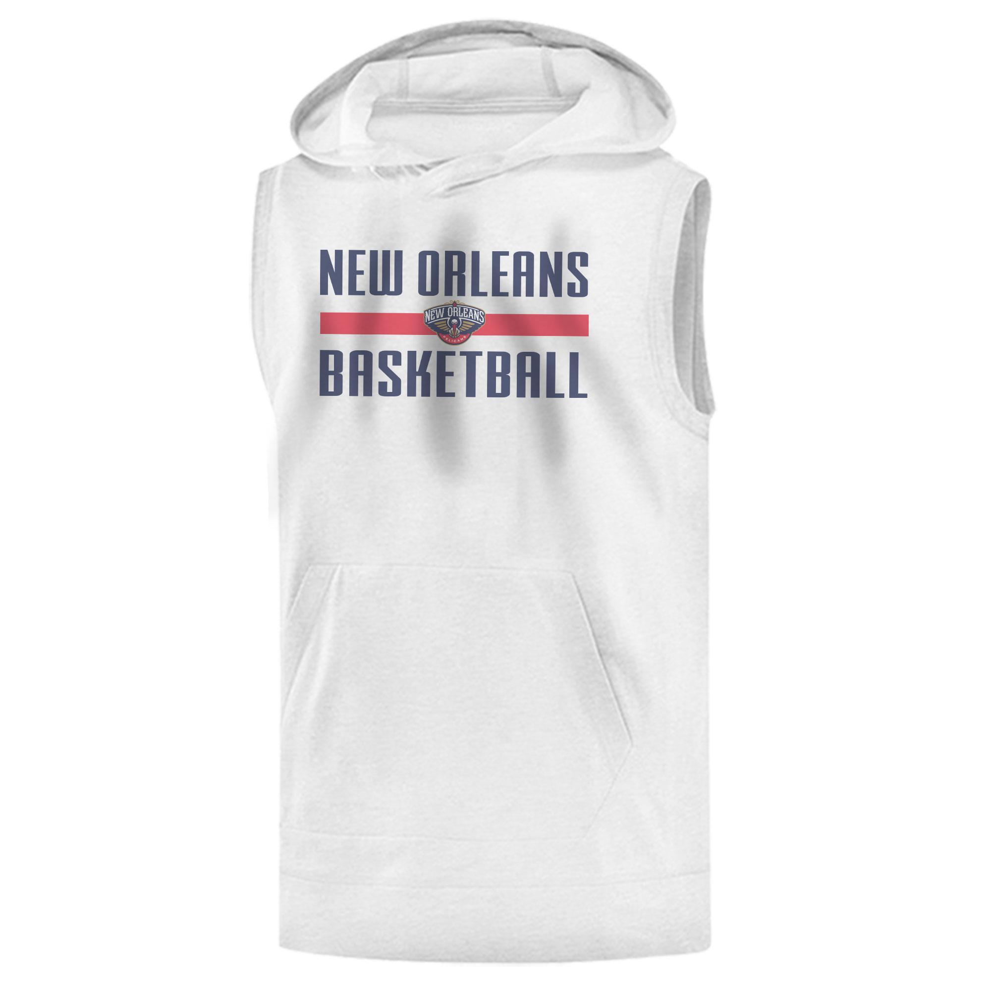 New Orleans Basketball Sleeveless (KLS-GRY-NP-orlns.bsktbll-530)