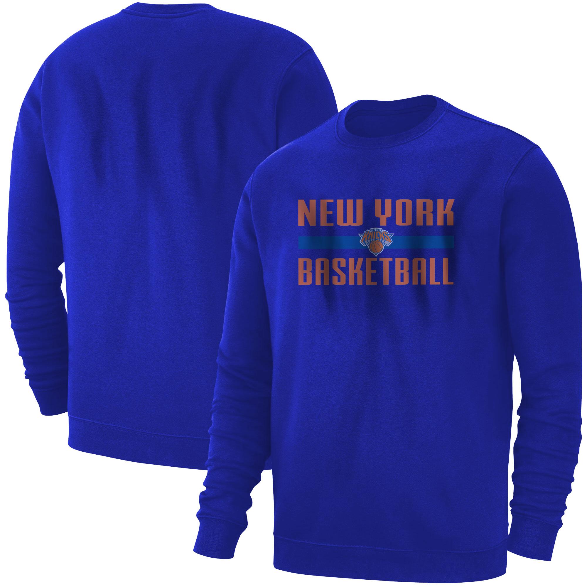 New York Knicks Basketball Basic (BSC-BLU-NP-knicks-bsktbll-531)
