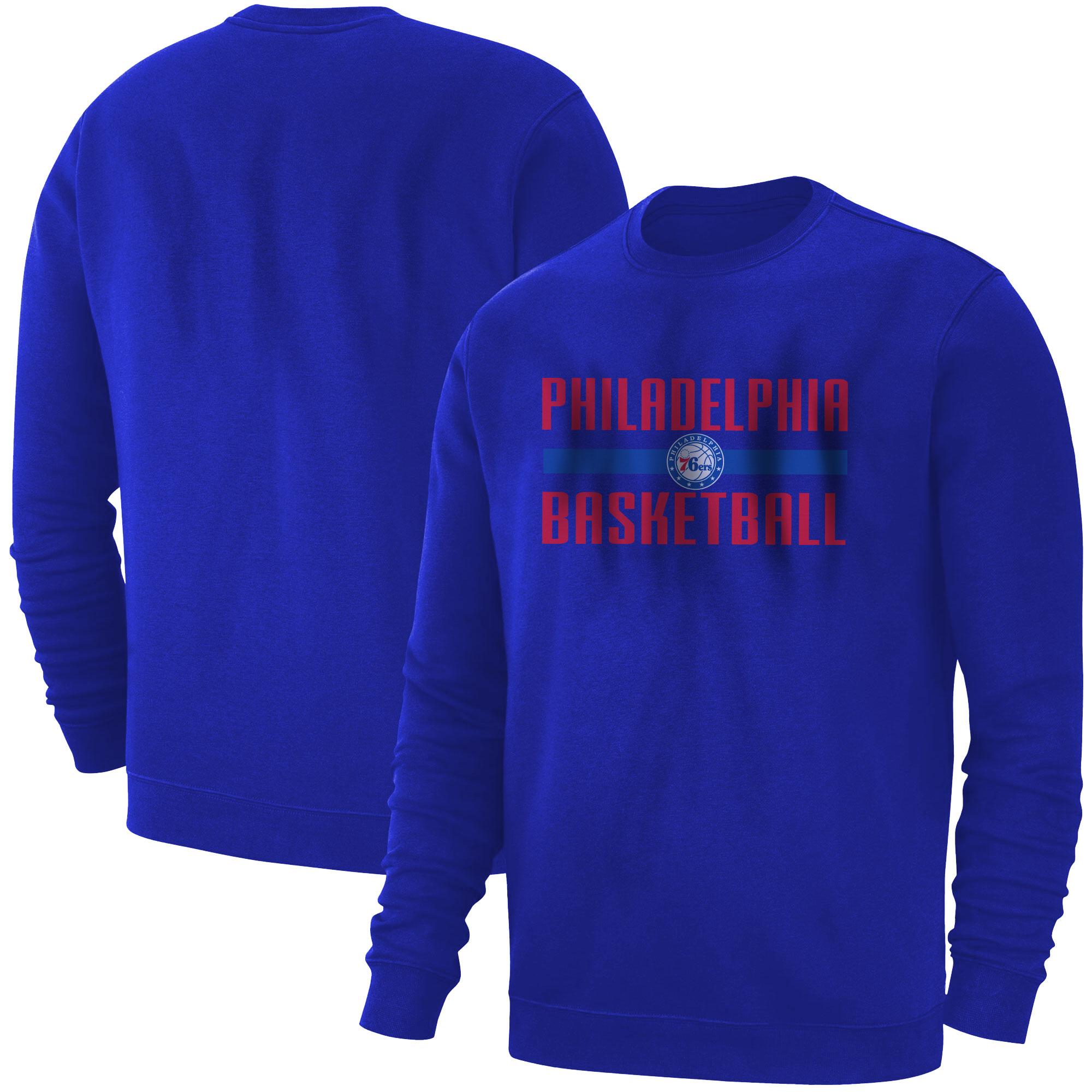 Philadelphia Basketball Basic (BSC-BLU-NP-phila.bsktbll-534)