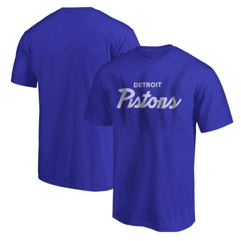 Detroit Pistons Tshirt (TSH-RED-NP-pistons-600)