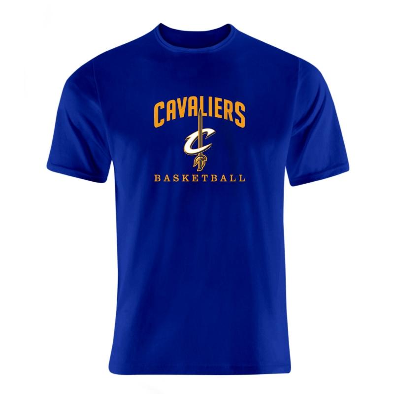 Cleveland Cavaliers Tshirt (TSH-BLC-62-NBA-CLE-CAVS.FLAT)