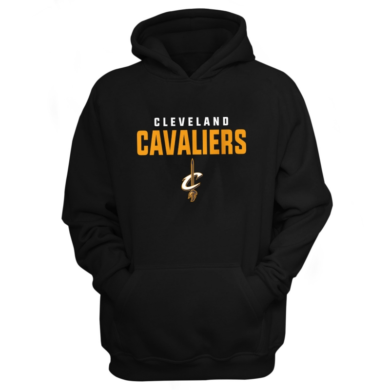 Cleveland Cavaliers Hoodie (HD-RED-NP-62-NBA-CLE-CAVS.FLAT)