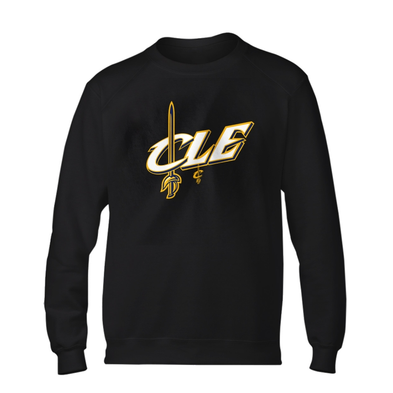 Cleveland 'Cle' Basic (BSC-BLU-64-NBA-CLE-CLE)