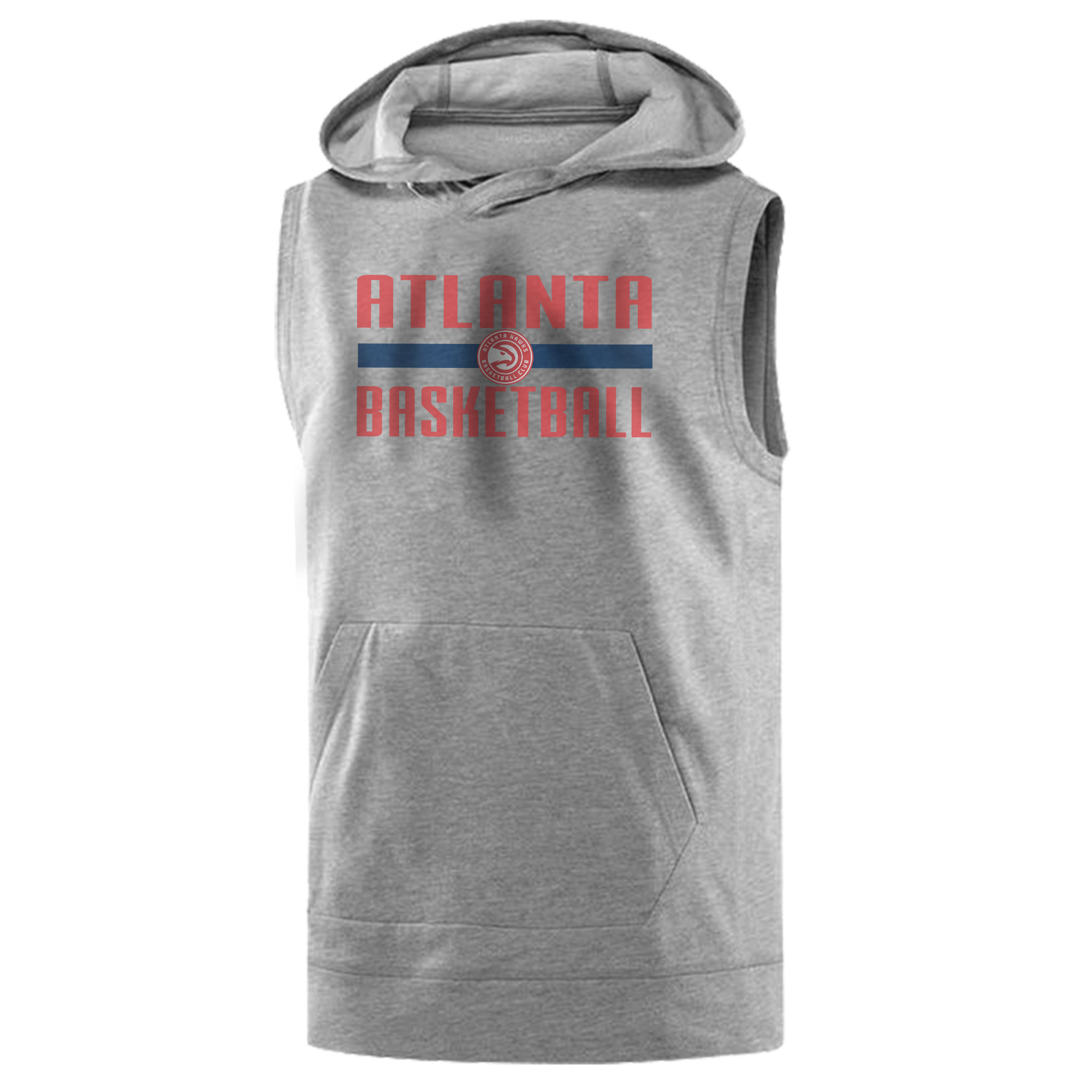 Atlanta Basketball Sleeveless (KLS-GRY-NP-atl.bsktbll-650)