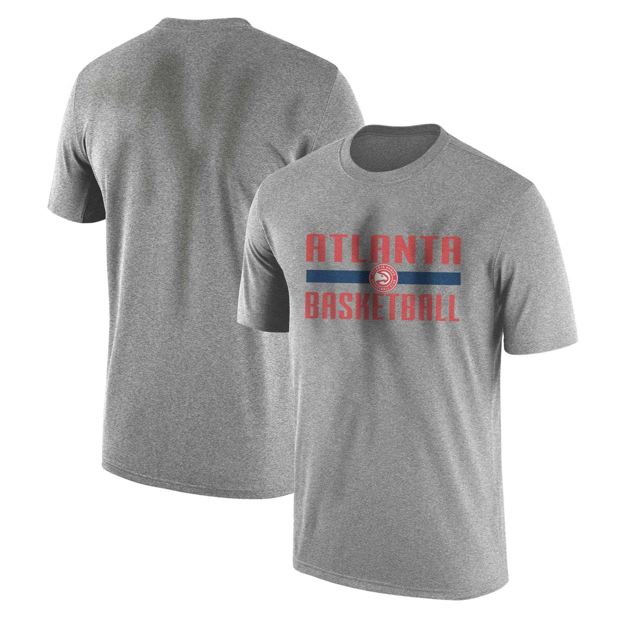Atlanta Basketball Tshirt (TSH-GRY-NP-atl.bsktbll-650)
