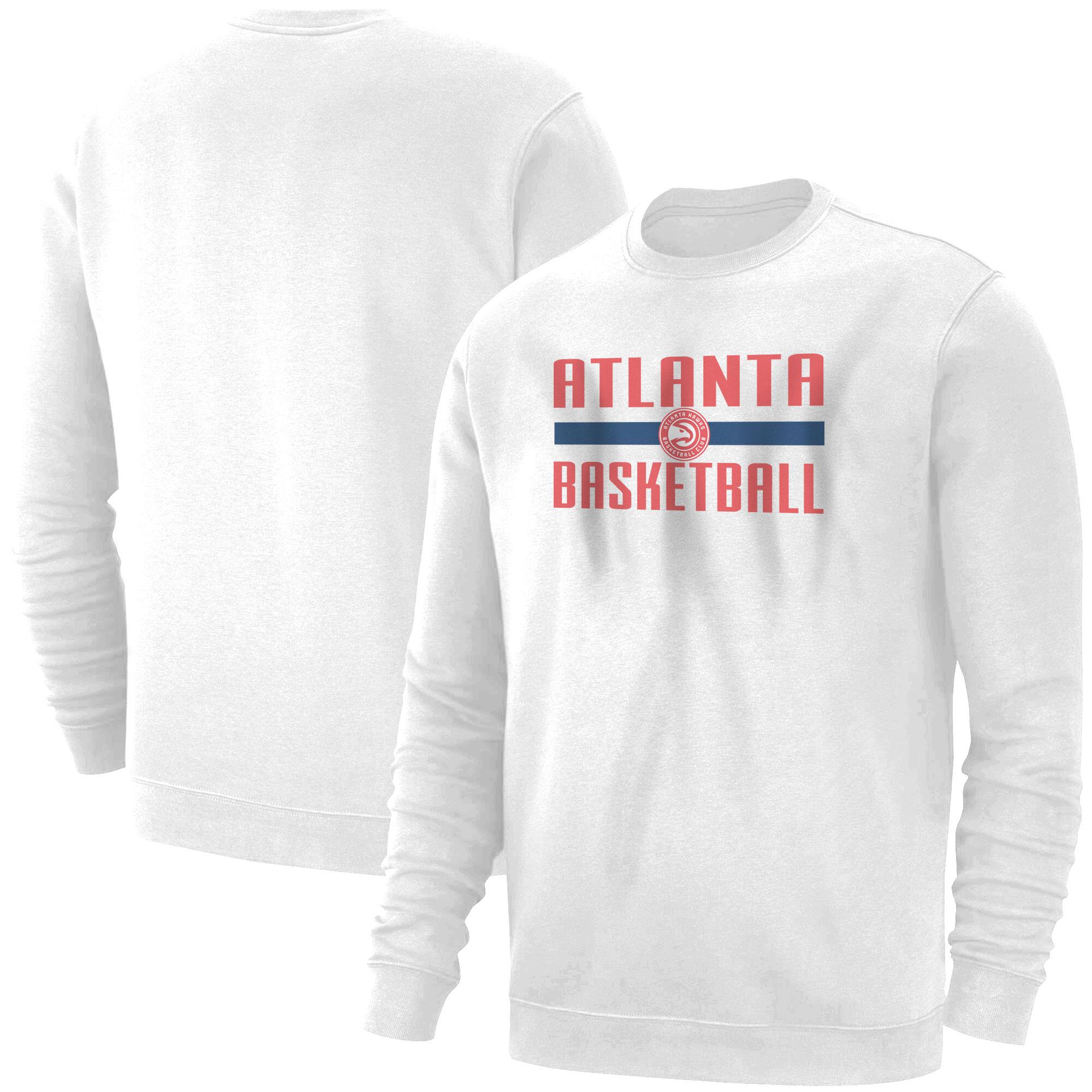 Atlanta Basketball Basic (BSC-WHT-NP-atl.bsktbll-650)