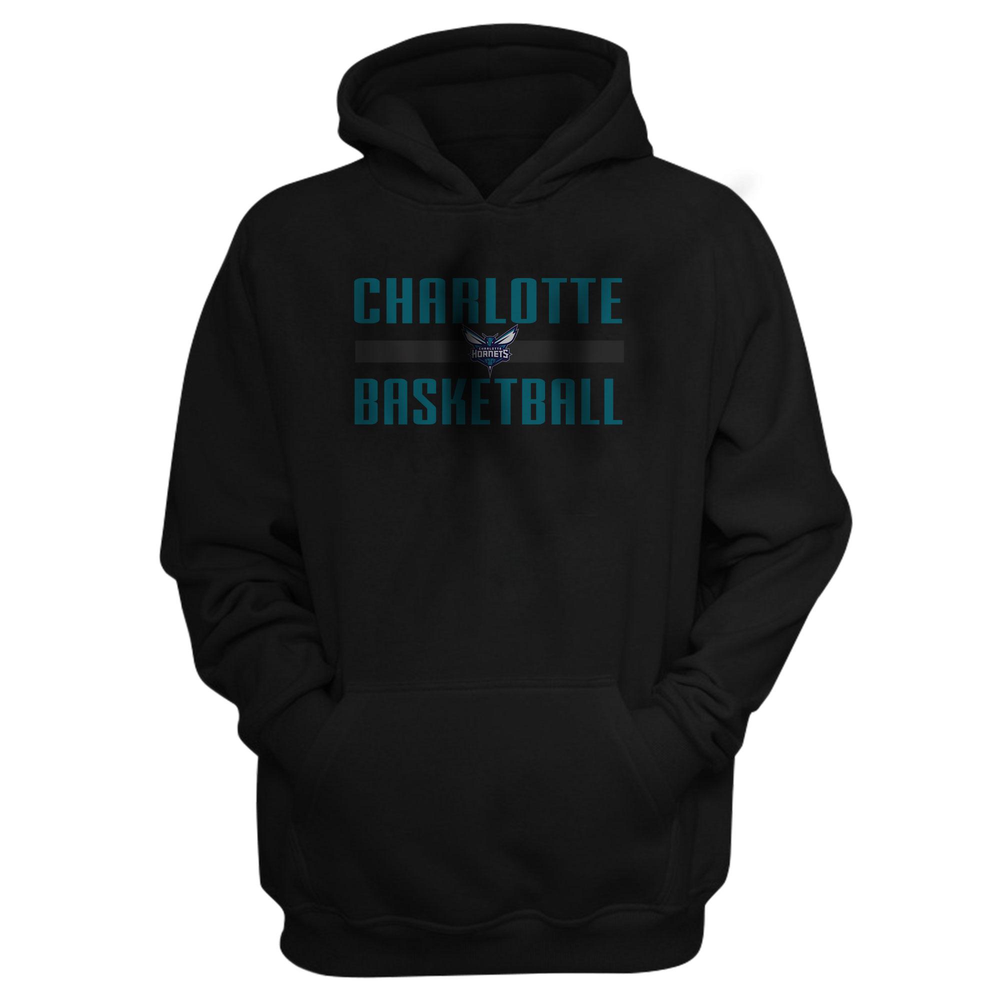 Charlotte Basketball Hoodie (HD-BLC-NP-charlotte-basketball-653)