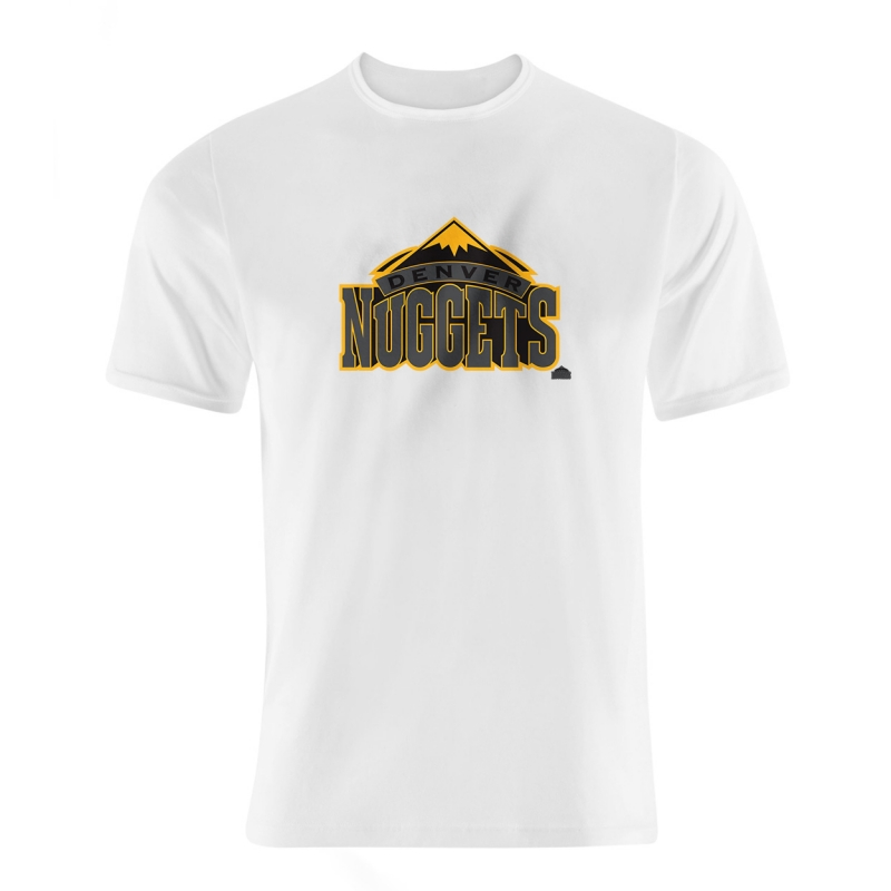 Denver Nuggets Tshirt (TSH-BLC-73-NBA-DEN-NUGGETS)
