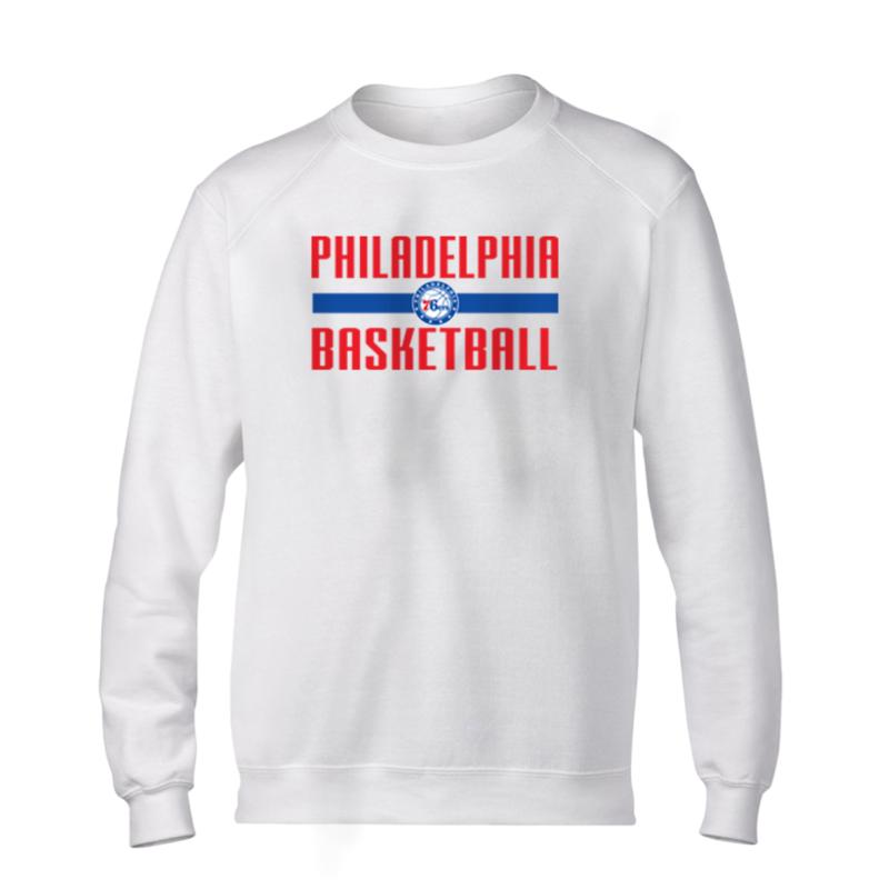 Philadelphia Basketball Basic (BSC-WHT-NP-phila.bsktbll-534)