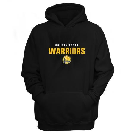 Golden State Warriors Hoodie (HD-BLU-78-NBA-GSW-WARRIORS.FLAT)