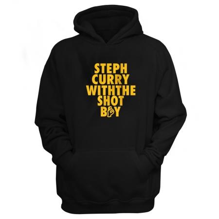 Golden State Steph Curry Hoodie (HD-BLU-79-PLYR-GSW-SHOT.BOY)