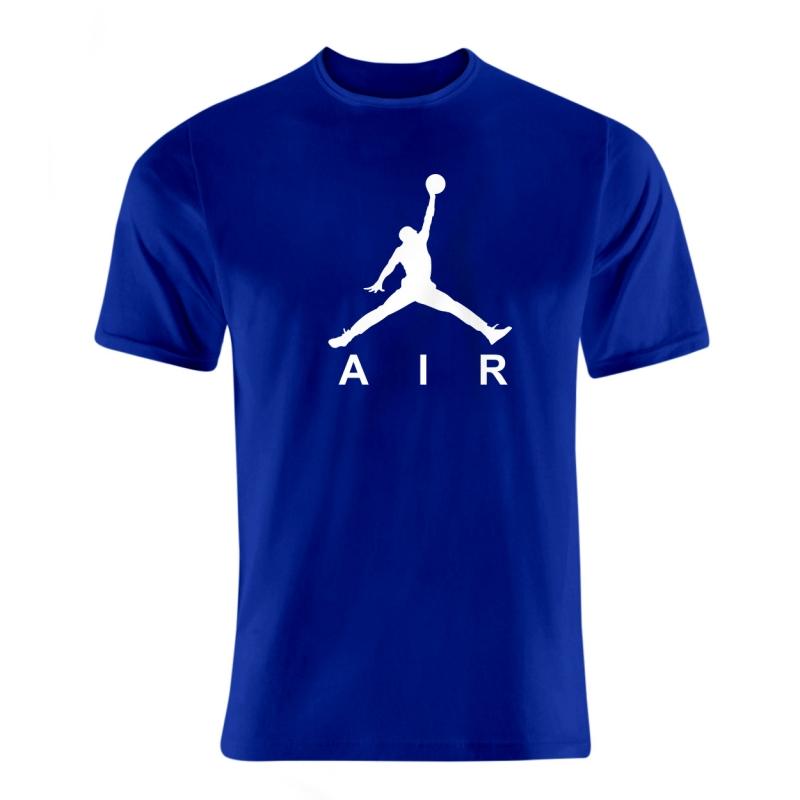 Air Jordan Tshirt (TSH-RED-8-PLYR-JORDAN.AIR)