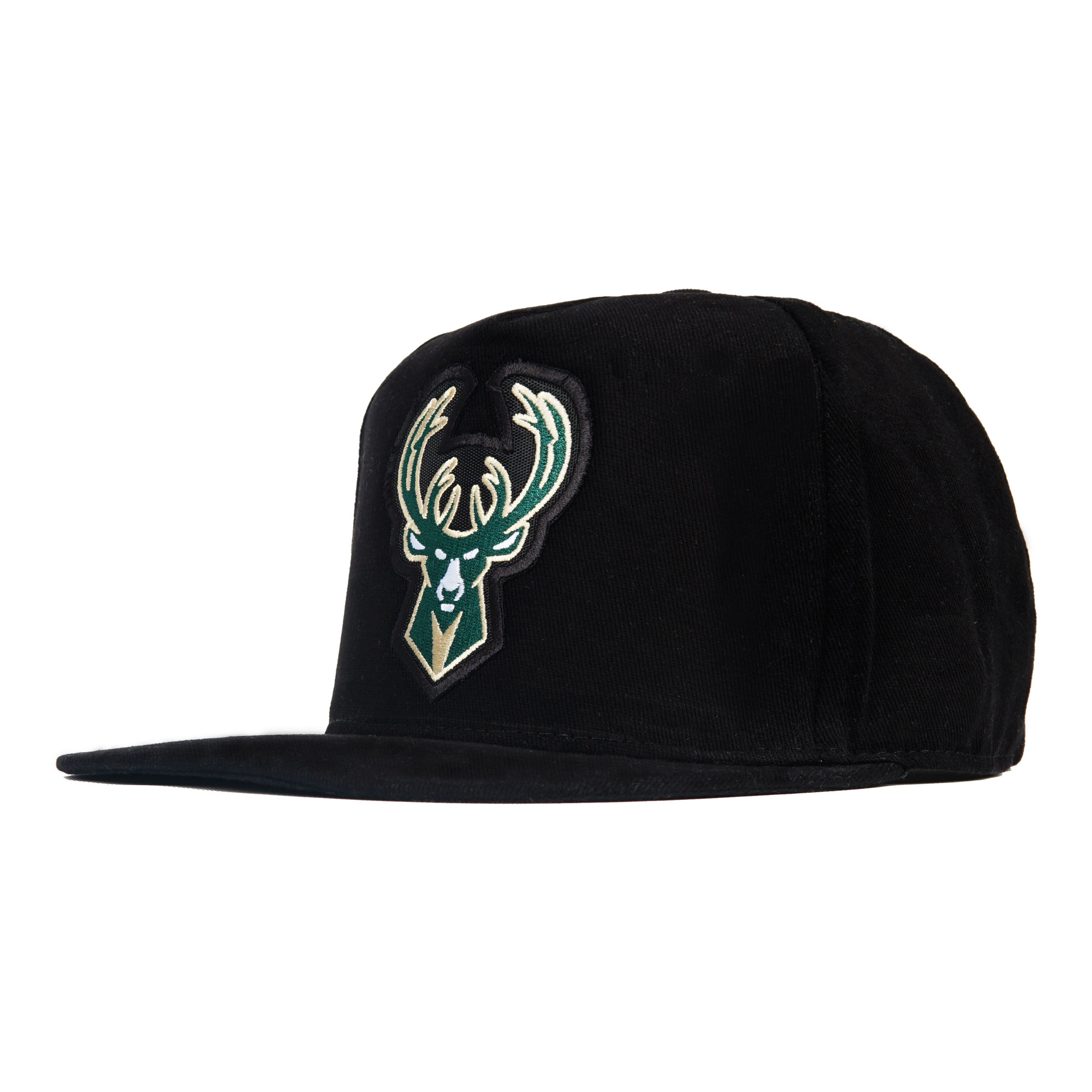 Bucks Şapka (CAP-BLC-NBA-BUCKS)