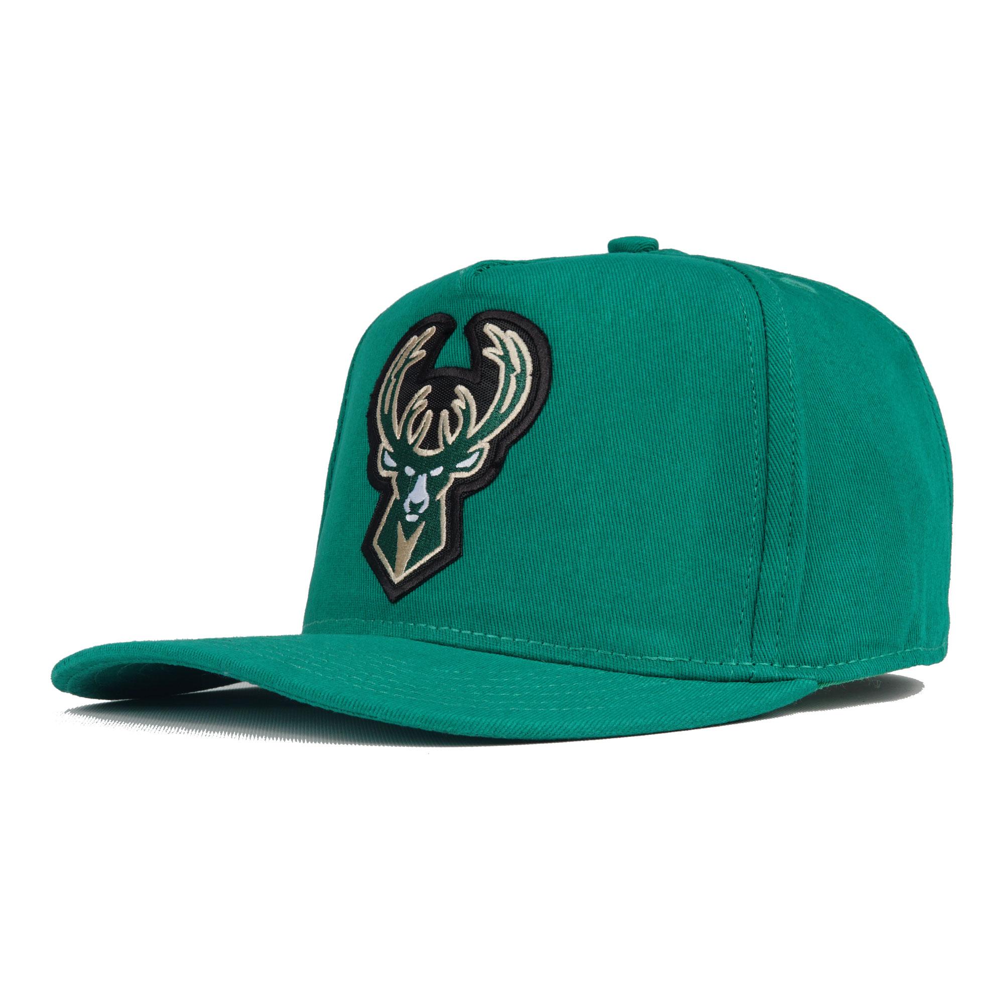 Bucks Şapka (CAP-GRN-NBA-BUCKS)