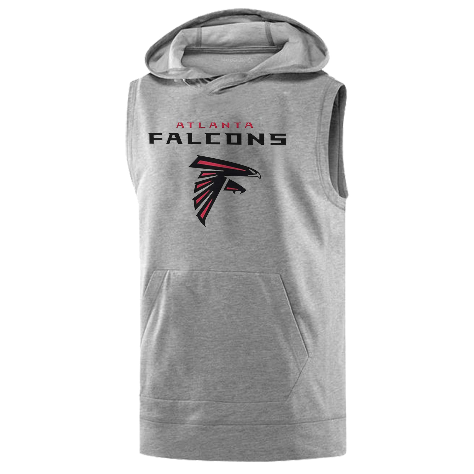 Atlanta Falcons Sleeveless (KLS-GRY-NP-375-ATL.FALCONS)