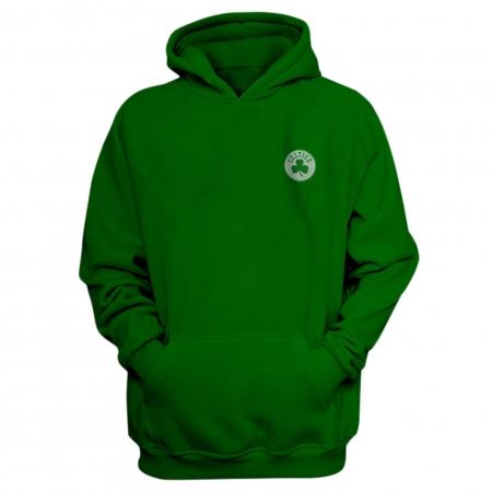 Boston Celtics Hoodie (Örme)  (HD-BLC-EMBR-CELTICS)