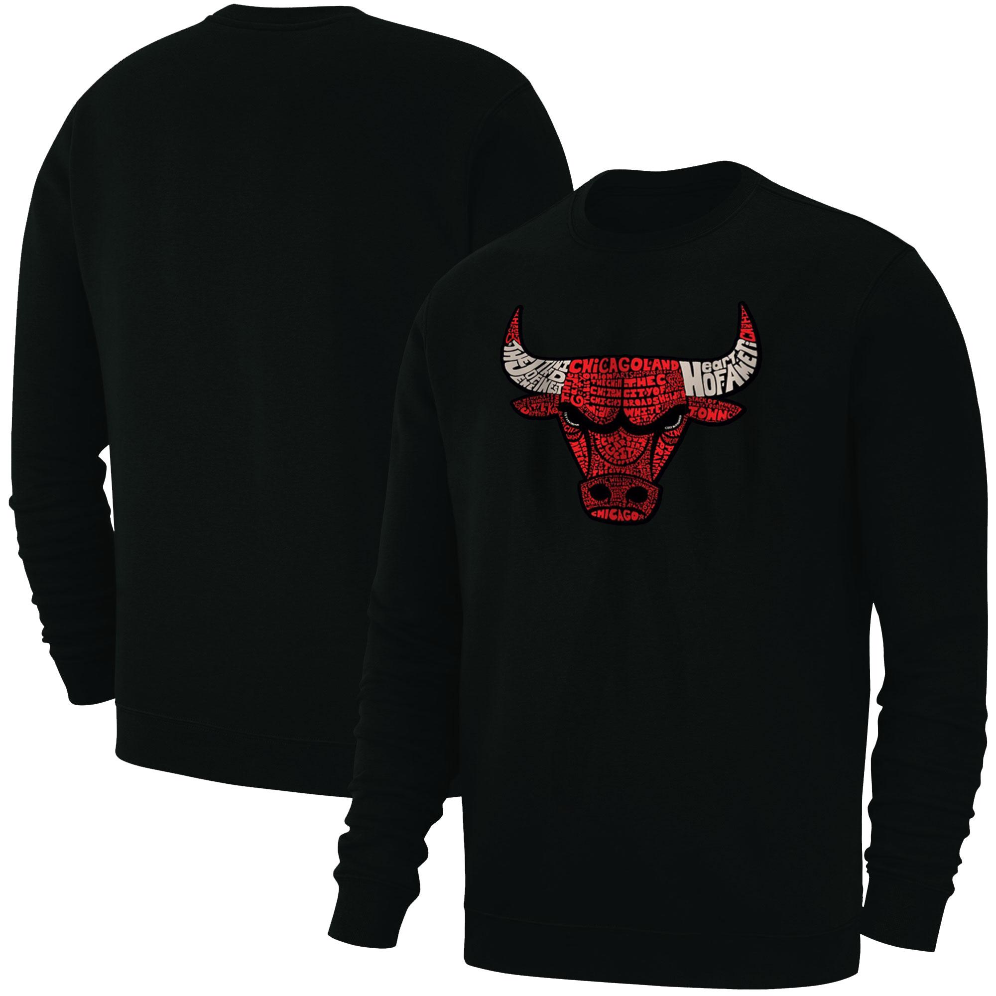 Chicago Bulls Basic (BSC-BLC-NP-517-NBA-CHI-BULLS)