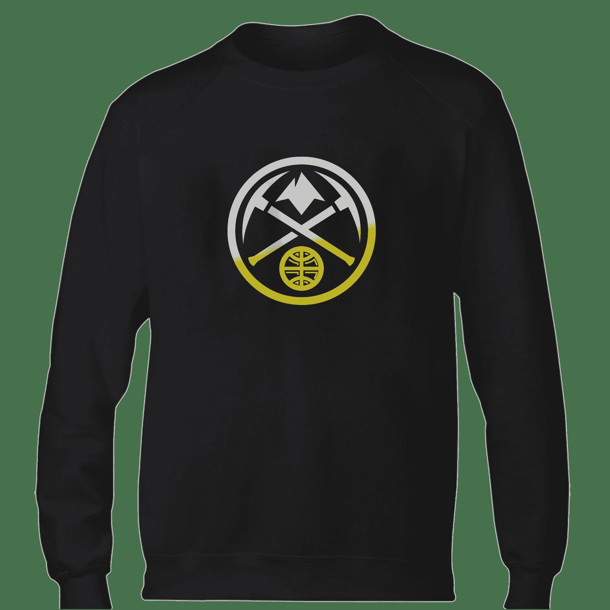 Denver Nuggets Logo Basic (BSC-BLC-NP-305-NBA-denver-nuggets-logo)